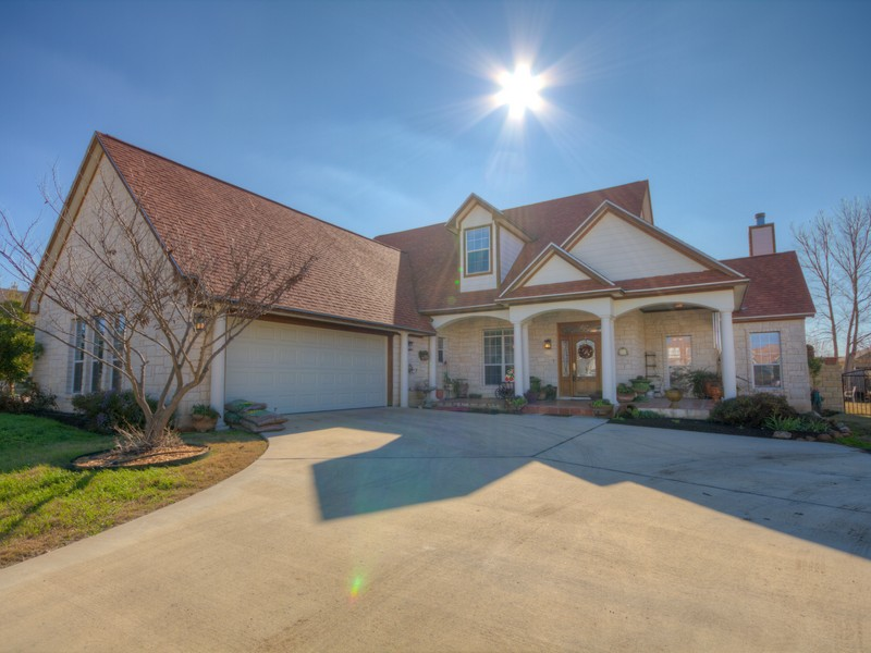 Single Family Home for Sale at Hill Country Delight! 603 Prickly Pear Ct Fredericksburg, Texas 78624 United States