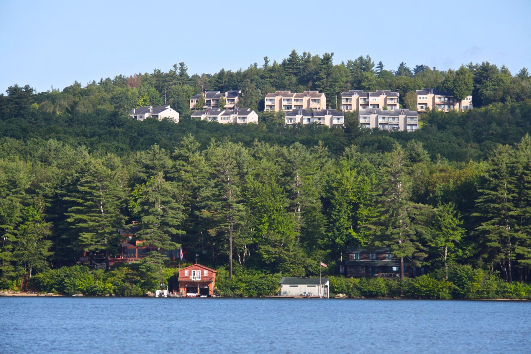 Appartement en copropriété pour l Vente à 40 Upper Skijor Steppe, Sunapee Sunapee, New Hampshire, 03782 États-Unis