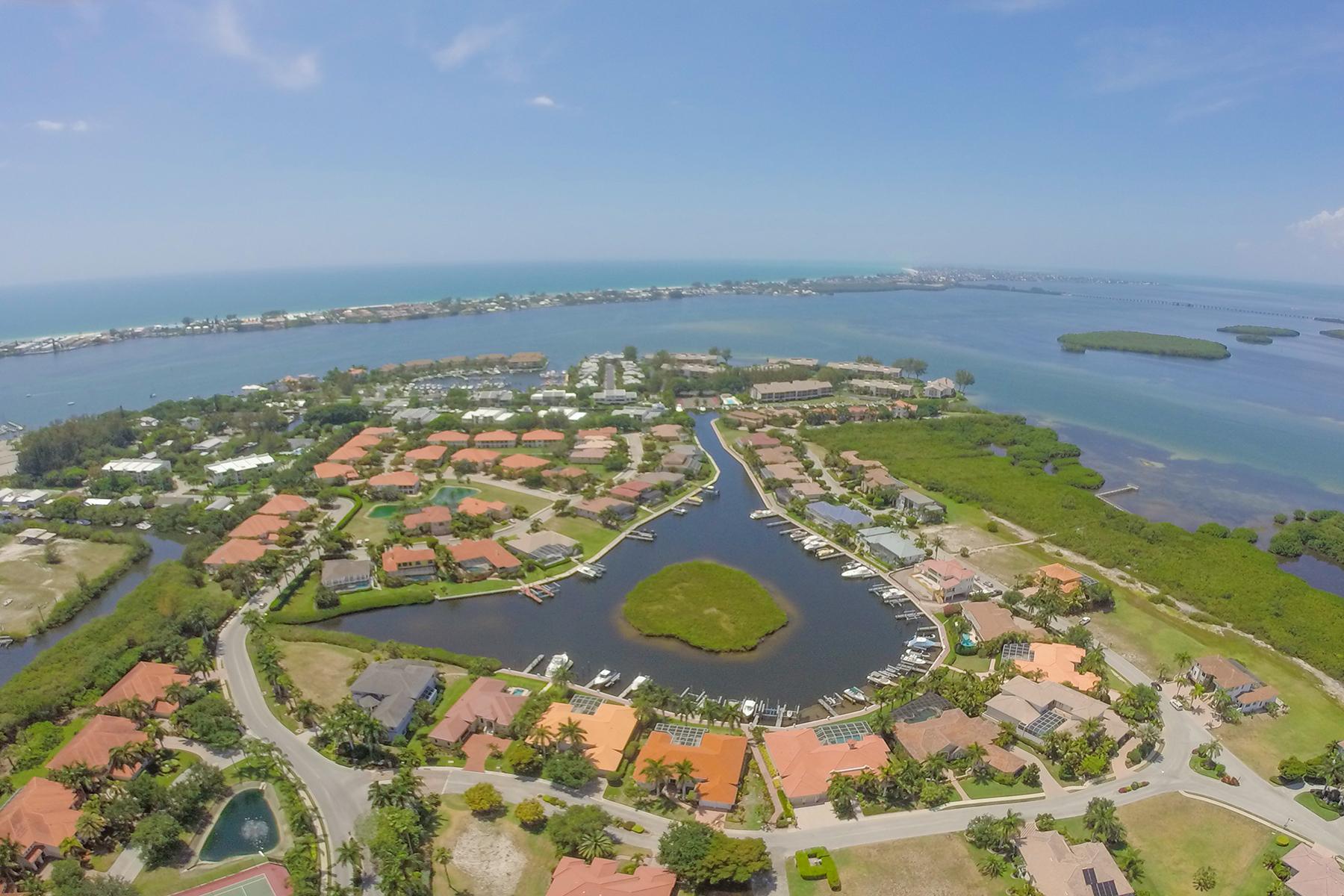 土地 为 销售 在 HARBOUR LANDINGS ESTATES 12405 Baypointe Terr - Cortez, 佛罗里达州 34215 美国