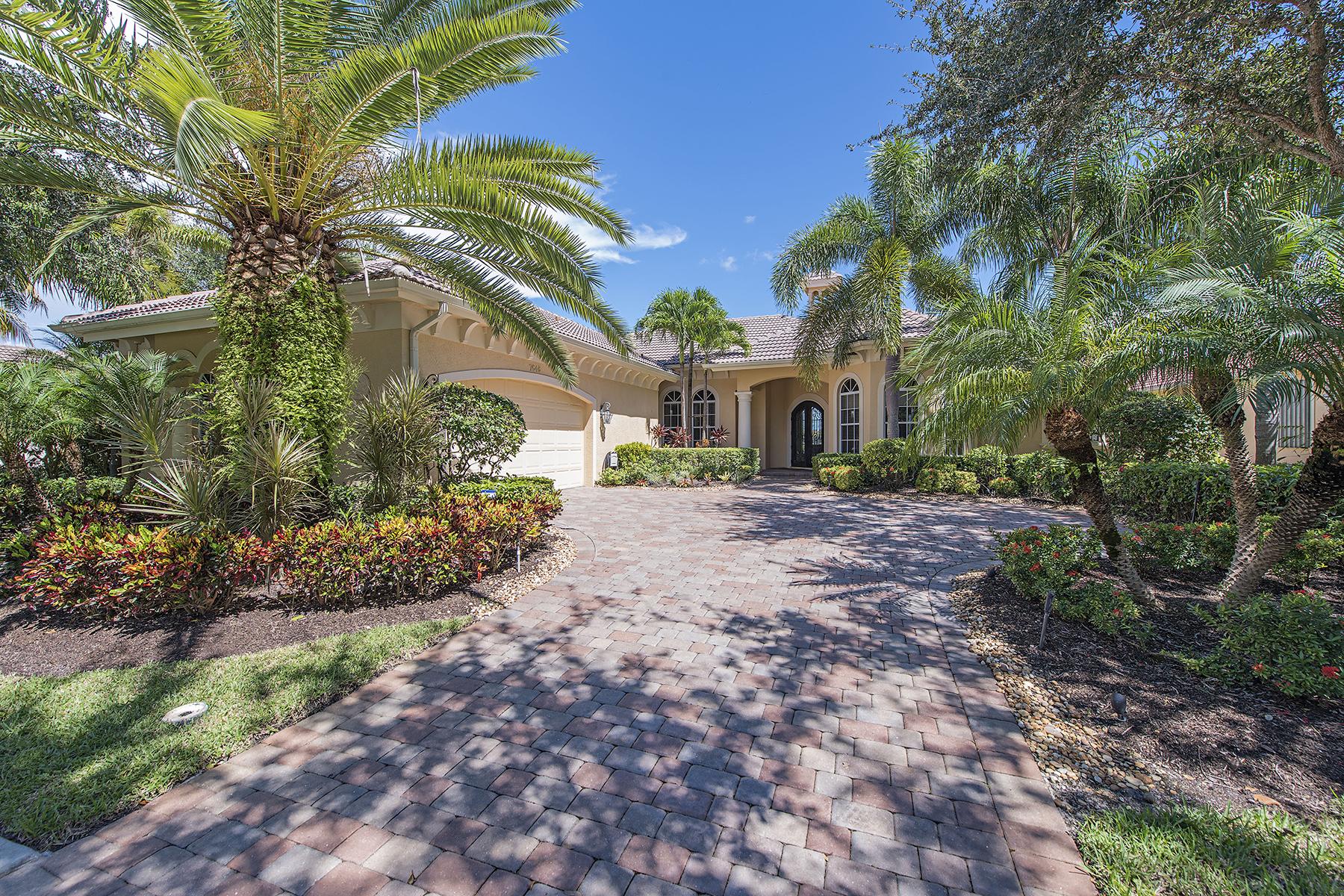 一戸建て のために 売買 アット FIDDLER'S CREEK - MULBERRY ROW 7646 Mulberry Ln Naples, フロリダ 34114 アメリカ合衆国