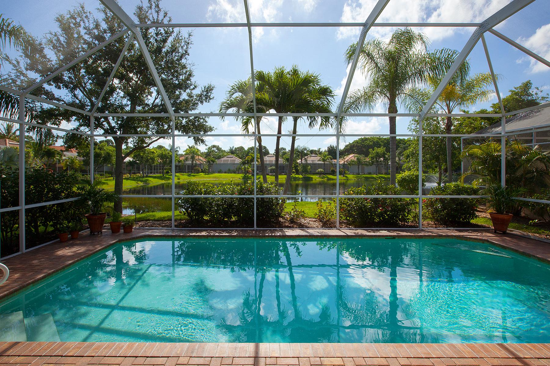 Maison unifamiliale pour l Vente à EDEN ON THE BAY 416 Chartwell Pl Naples, Florida 34110 États-Unis