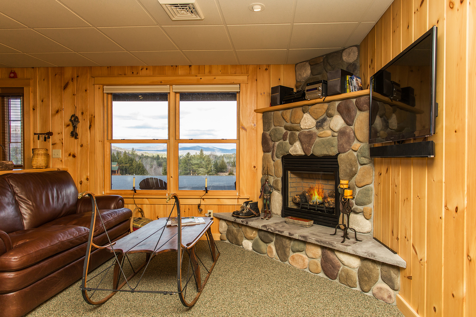 Additional photo for property listing at Top Ridge in North Creek 16  Bear Club Drive Johnsburg, Нью-Йорк 12853 Соединенные Штаты