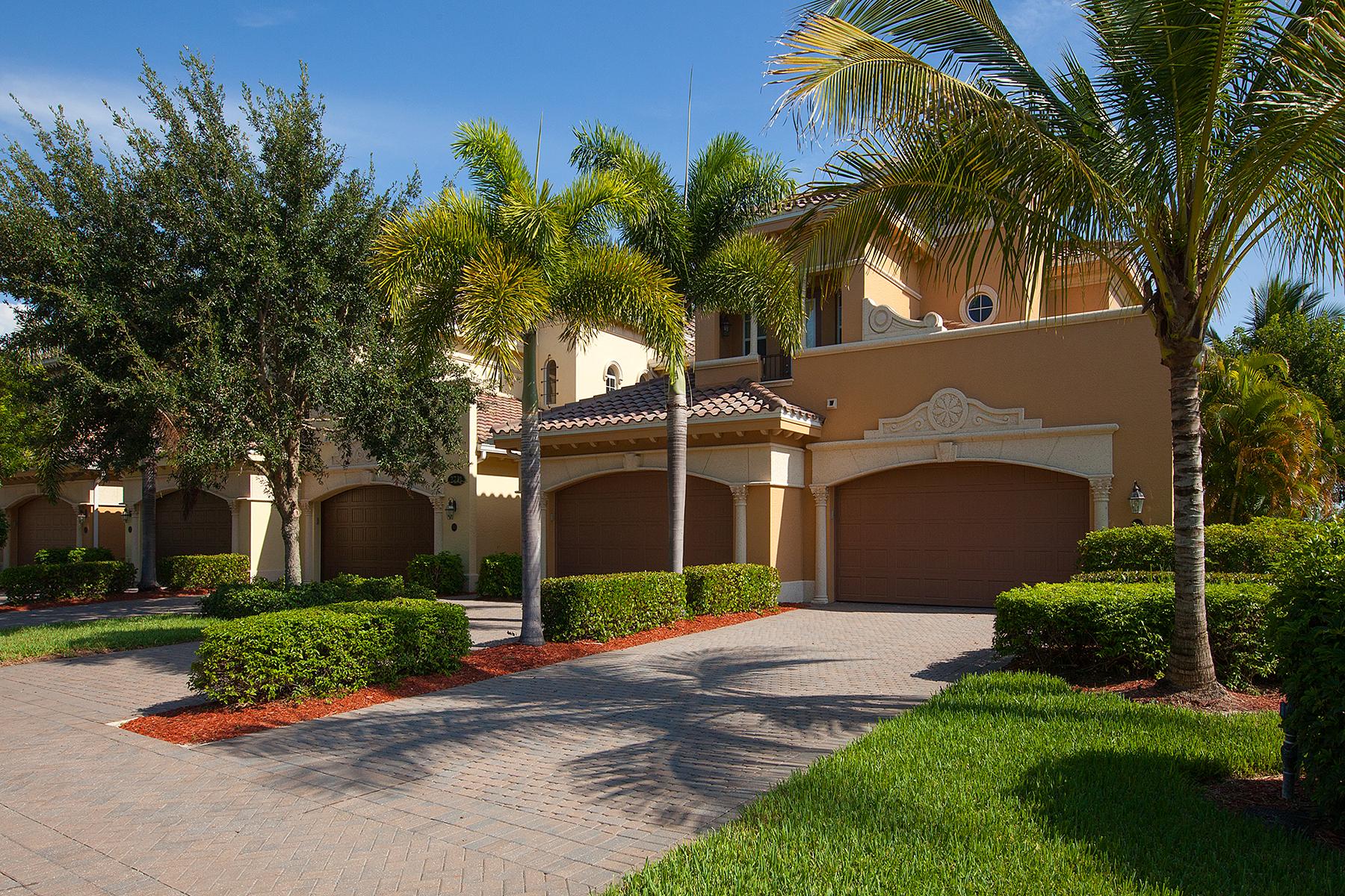 Condominium for Sale at FIDDLER'S CREEK - CALLISTA 2731 Aviamar Cir 104 Naples, Florida 34114 United States