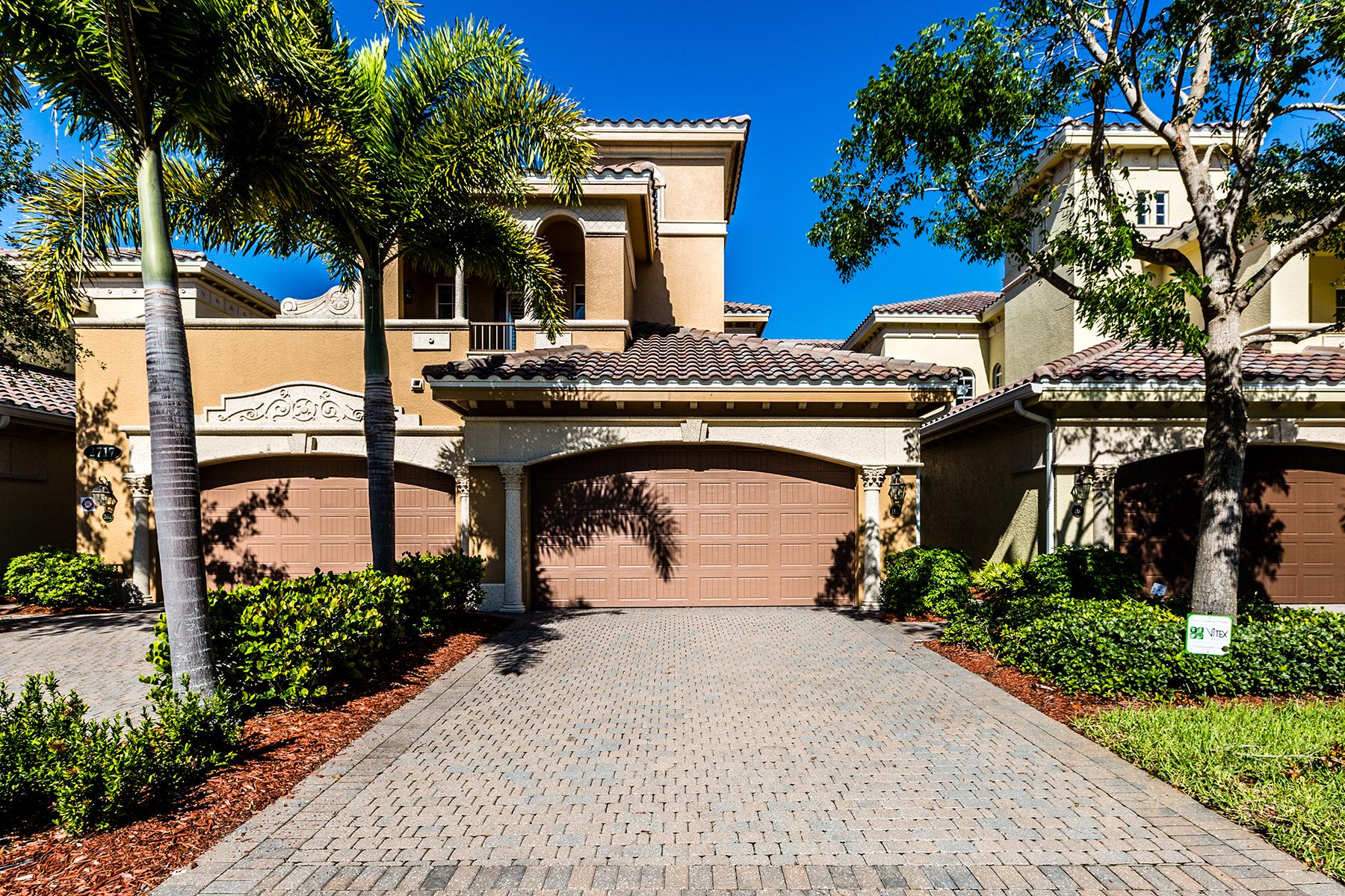 Кооперативная квартира для того Продажа на FIDDLER'S CREEK -CALLISTA 2717 Callista Ct 102 Naples, Флорида, 34114 Соединенные Штаты
