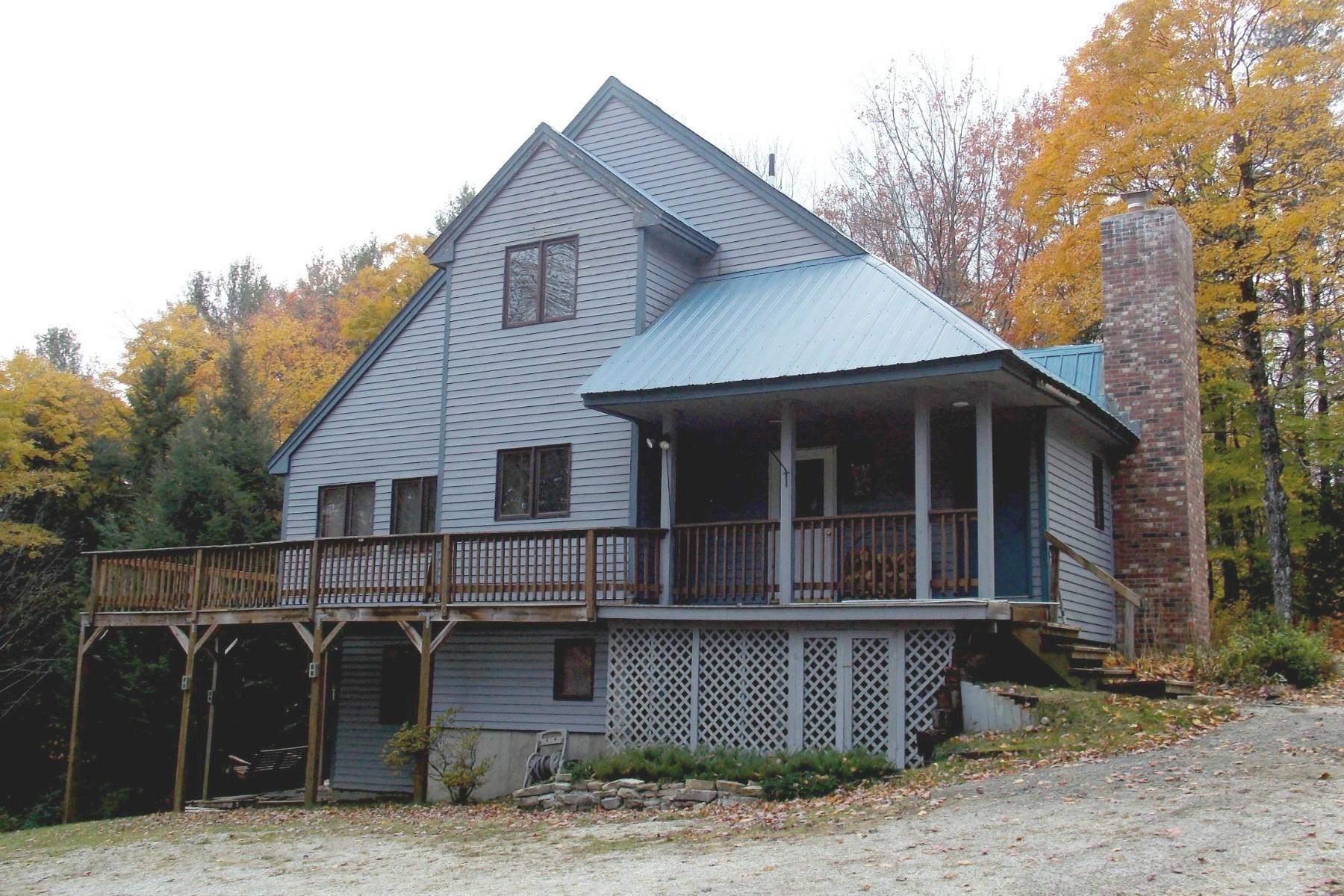 Nhà ở một gia đình vì Bán tại 6807 30 Vt Rte, Jamaica Jamaica, Vermont, 05343 Hoa Kỳ