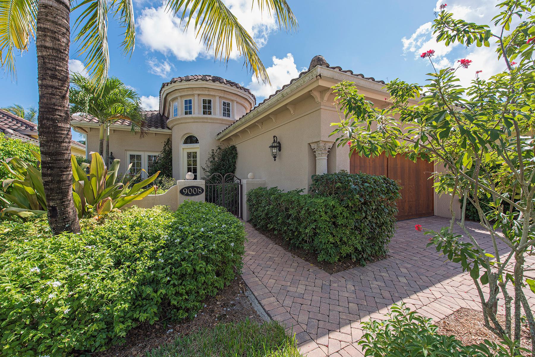 Nhà ở một gia đình vì Bán tại FIDDLER'S CREEK - CRANBERRY CROSSING 9008 Cherry Oaks Trl Naples, Florida 34114 Hoa Kỳ