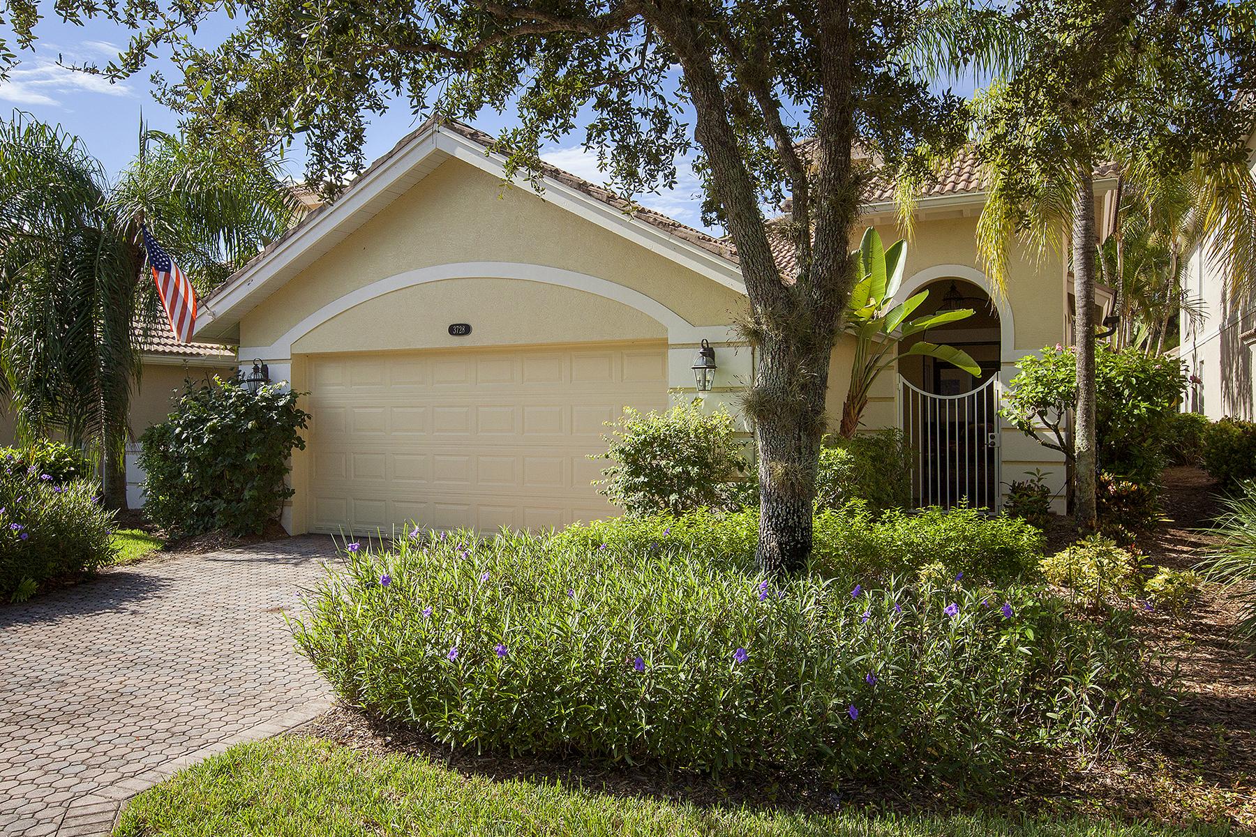 独户住宅 为 销售 在 FIDDLER'S CREEK - COTTON GREEN 3728 Cotton Green Path Dr Naples, 佛罗里达州 34114 美国
