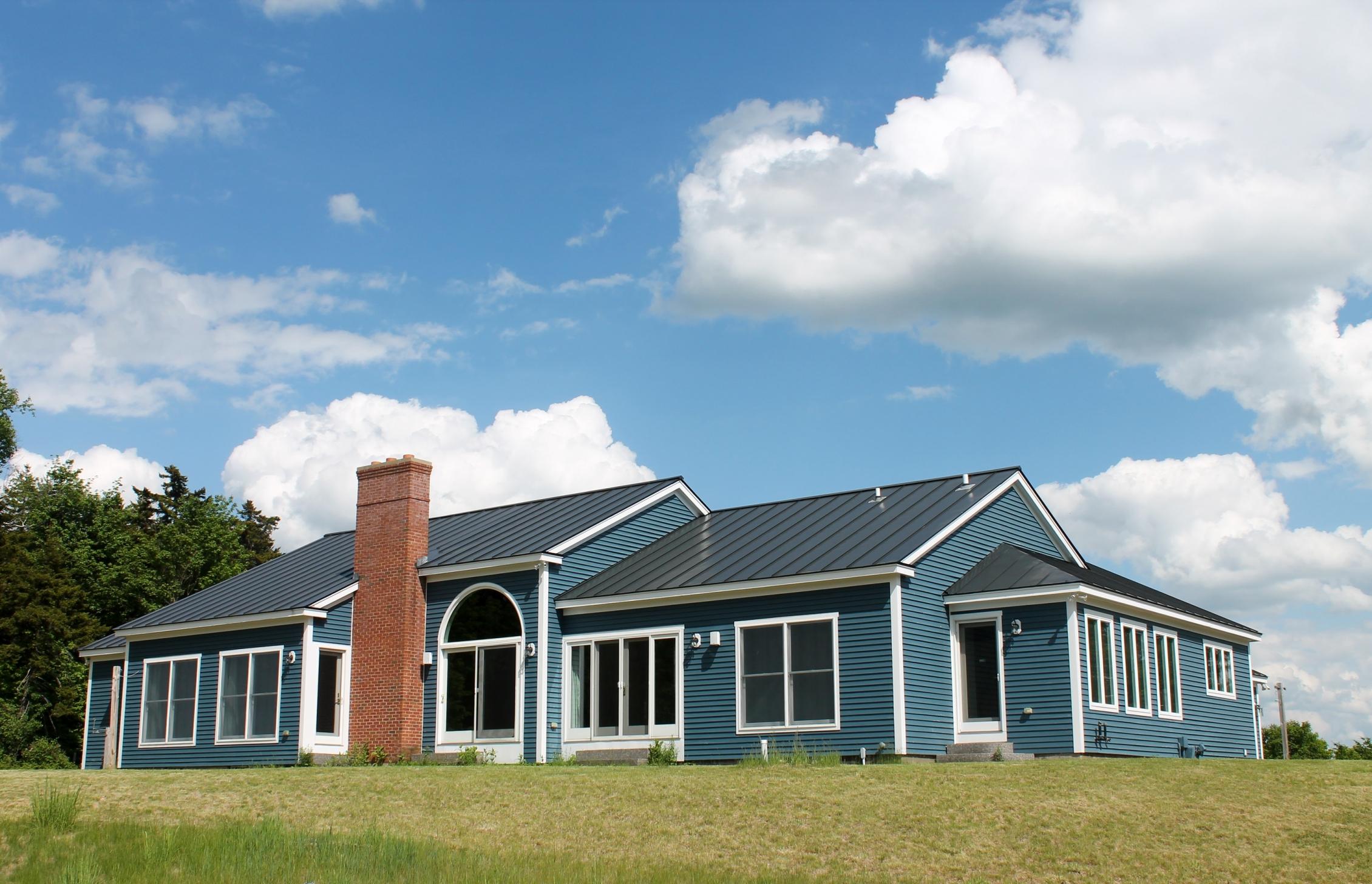 단독 가정 주택 용 매매 에 392 Sicard Road, Brookfield 392 Sicard Rd Brookfield, 베르몬트, 05036 미국
