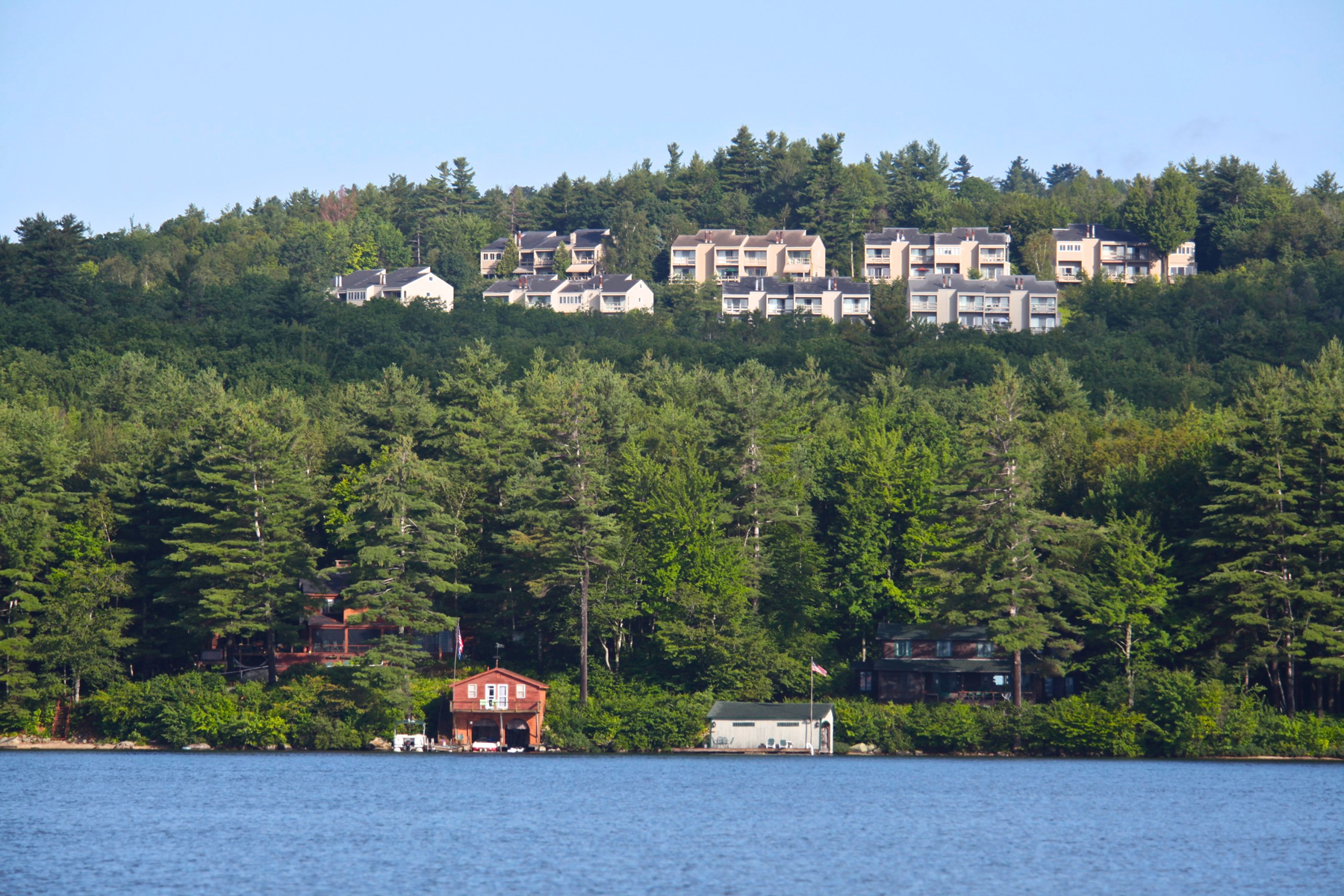 Condominium for Sale at 3 Bedroom Condo 40 Upper Skijor Steppe Sunapee, New Hampshire 03782 United States