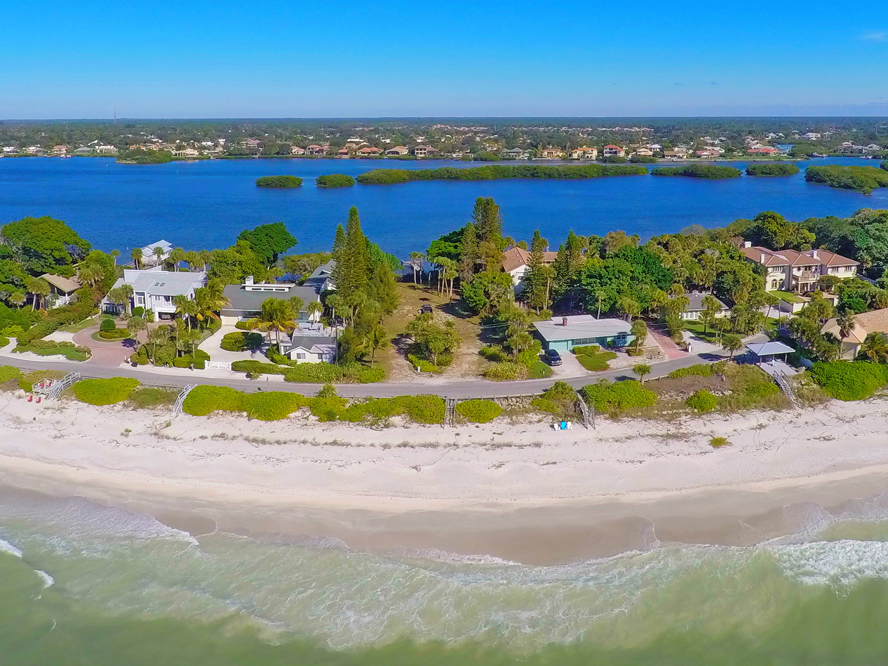 Land for Sale at CASEY KEY GULF TO BAY 3220 Casey Key Rd 4 Nokomis, Florida, 34275 United States