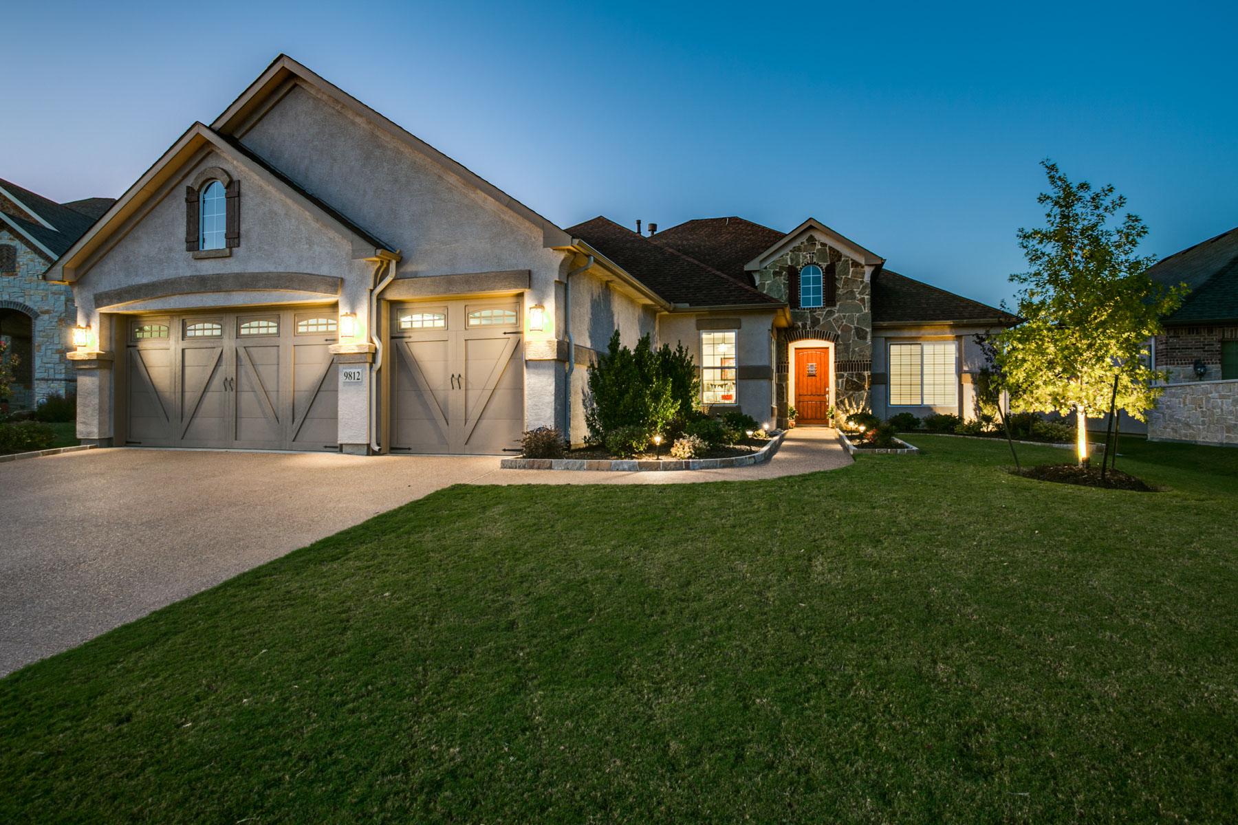 Vivienda unifamiliar por un Venta en 9812 Lindenwood Trail, Denton 9812 Lindenwood Trl Denton, Texas 76207 Estados Unidos