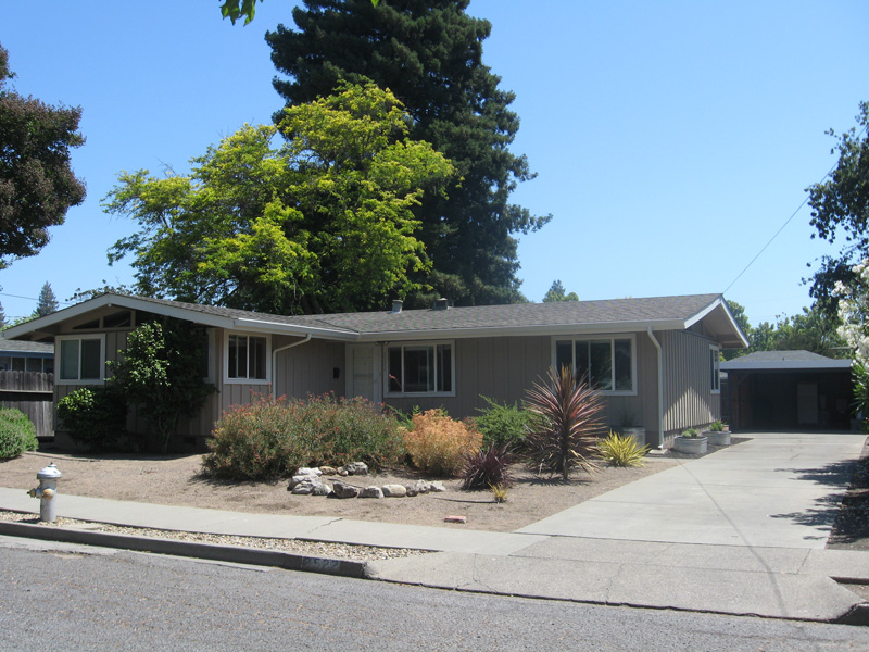 Single Family Home for Sale at 2522 Butte St, Napa, CA 94558 2522 Butte St Napa, California 94558 United States