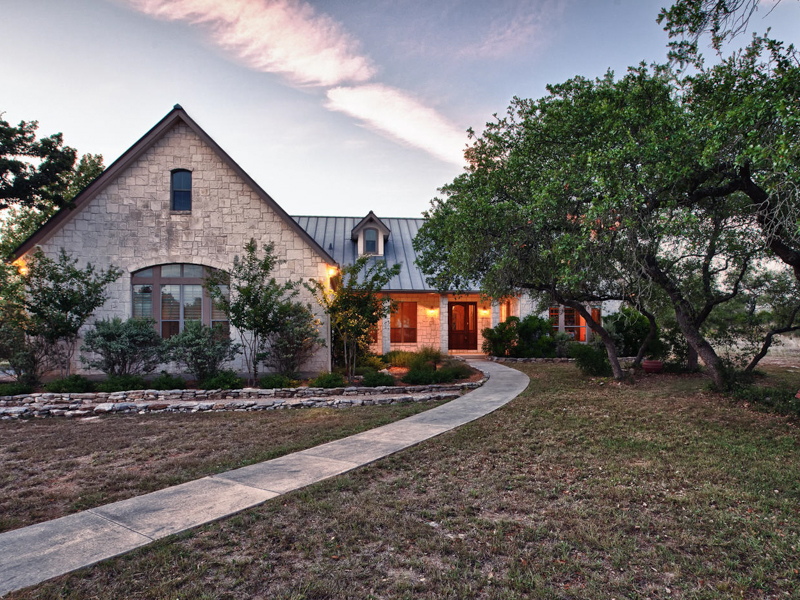 Property For Sale at Gorgeous Private Estate in Boerne