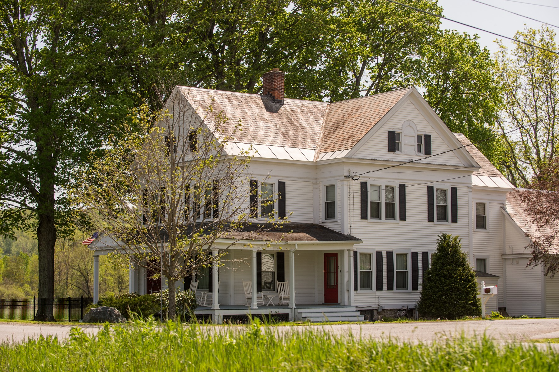Additional photo for property listing at The Cambridge Farm 3  Perry La Cambridge, New York 12816 United States