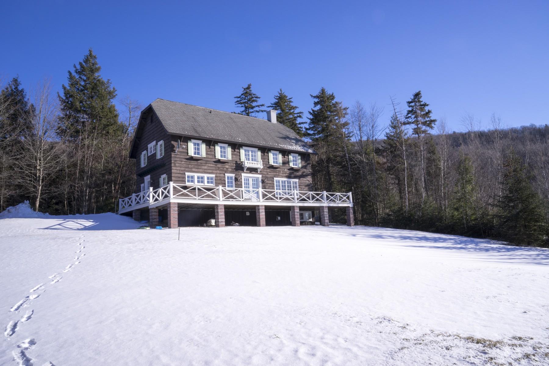 Частный односемейный дом для того Продажа на 199 Sterling View Annex, Elmore 199 Sterling View Anx Elmore, Вермонт, 05661 Соединенные Штаты