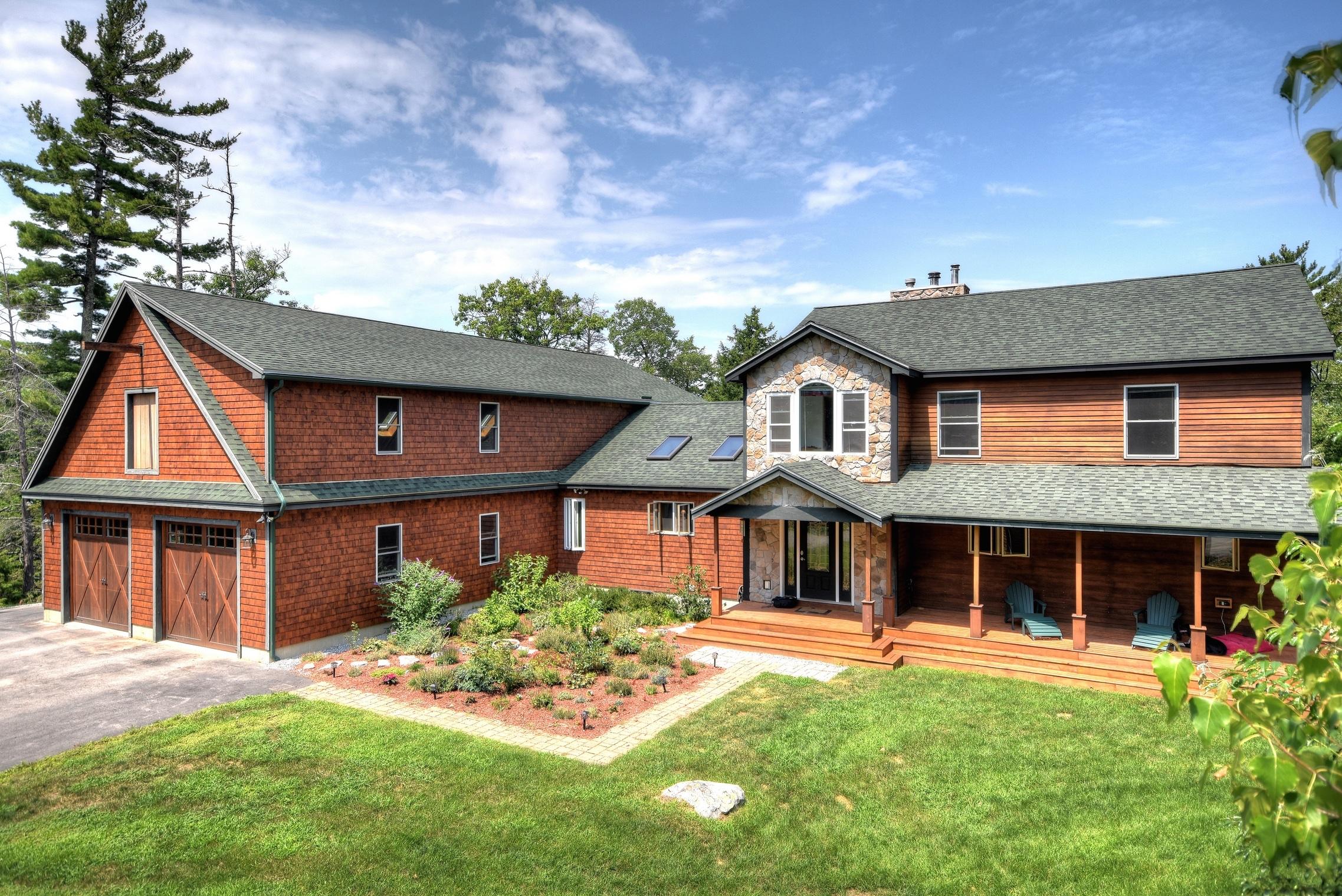 Maison unifamiliale pour l Vente à 31 Mauhaut Shores Rd, Alton Alton, New Hampshire, 03810 États-Unis