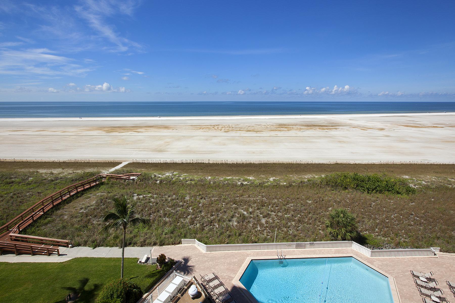 共管物業 為 出售 在 MARCO ISLAND - TRADEWINDS 180 Seaview Ct 703 Marco Island, 佛羅里達州, 34145 美國