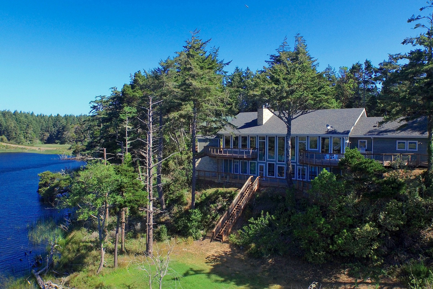 Property For Sale at 42380 GARRISON LAKE RD, PORT ORFORD