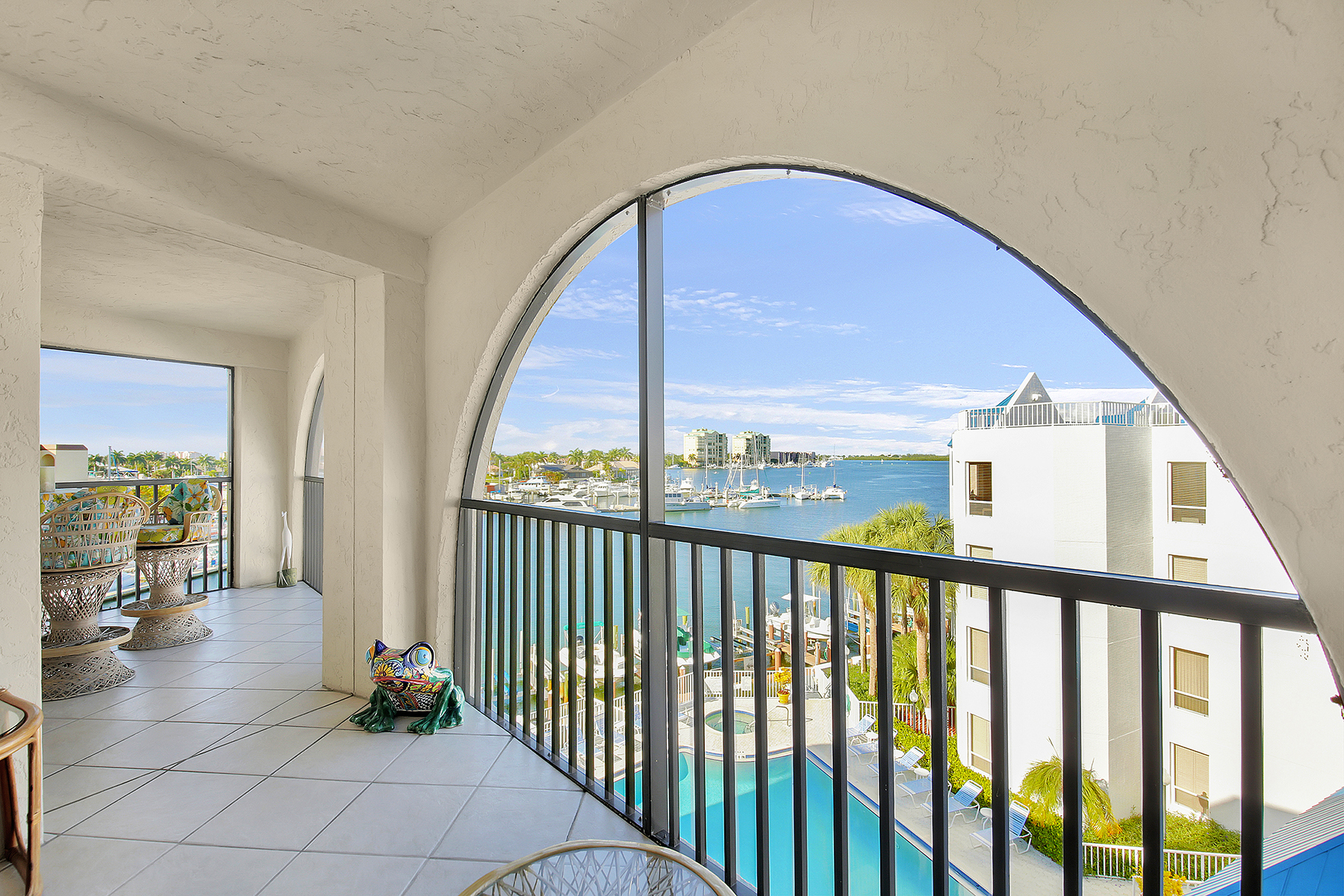 Condominium for Sale at MARCO ISLAND 995 Anglers Cv N-501 Marco Island, Florida, 34145 United States