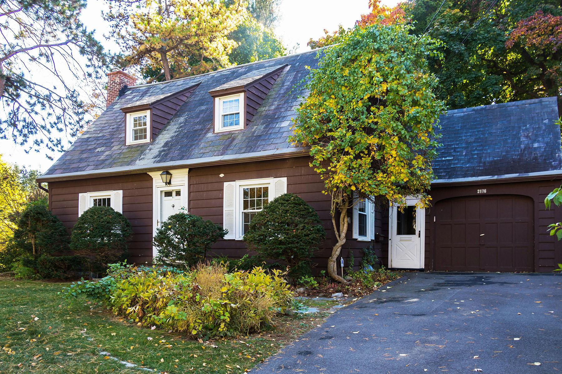 独户住宅 为 销售 在 Old Niskayuna 2176 Stuyvesant St Niskayuna, 纽约州 12309 美国