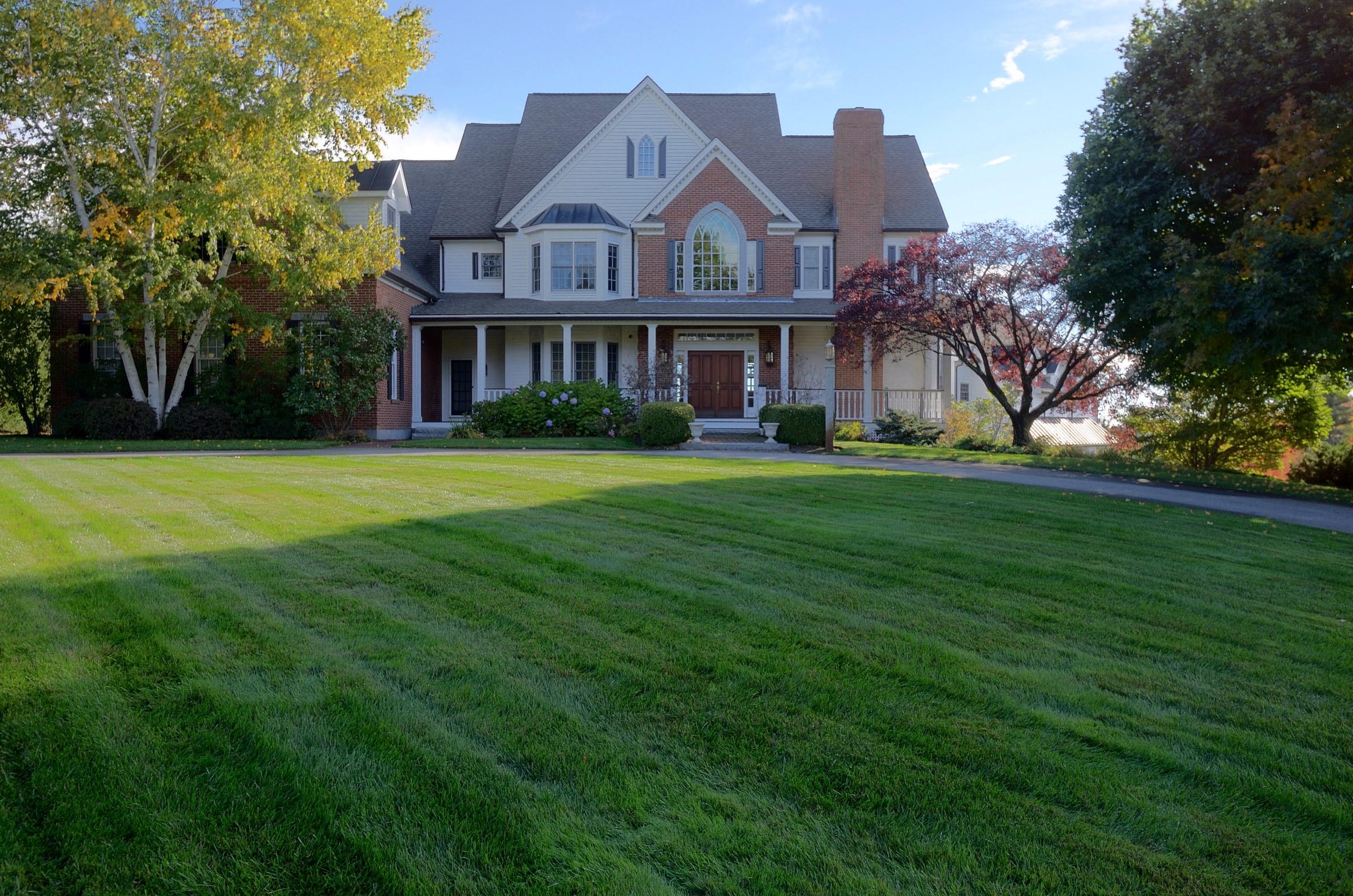 独户住宅 为 销售 在 1 Fellows Farm, Amherst 1 Fellows Farm Rd Amherst, 新罕布什尔州, 03031 美国