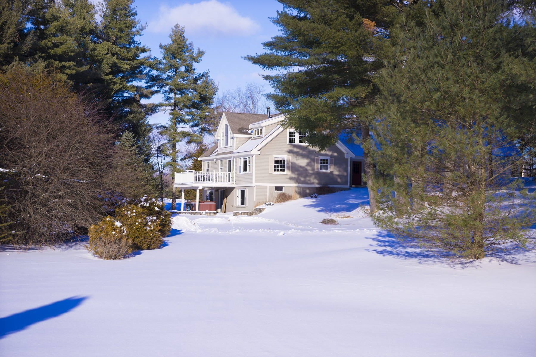 Single Family Home for Sale at 2029 Randolph Road, Morristown 2029 Randolph Rd Morristown, Vermont 05661 United States
