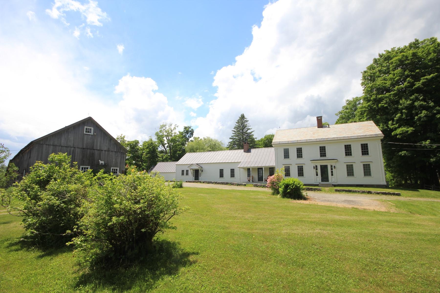 Maison unifamiliale pour l Vente à 123 Haynes Road, Wilmington 123 Haynes Rd Wilmington, Vermont, 05363 États-Unis