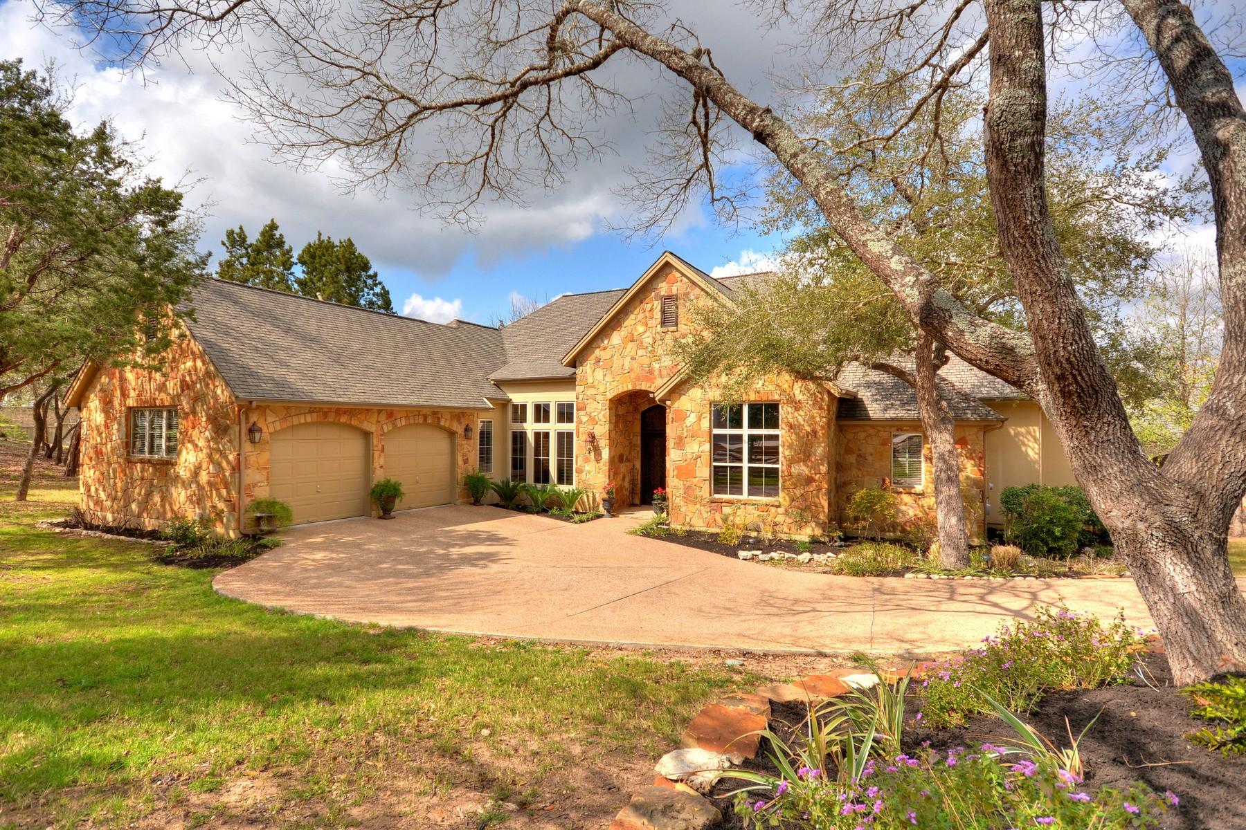 Nhà ở một gia đình vì Bán tại Custom One Story 9213 Eddy Cv Barton Creek, Austin, Texas, 78735 Hoa Kỳ
