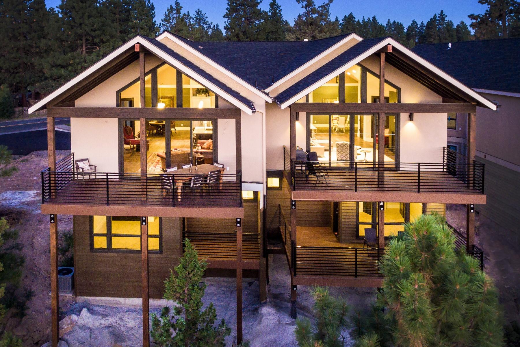 Konak için Satış at SW-New Townhome-Woodriver Ridge 61613 Woodriver Dr Bend, Oregon 97702 Amerika Birleşik Devletleri