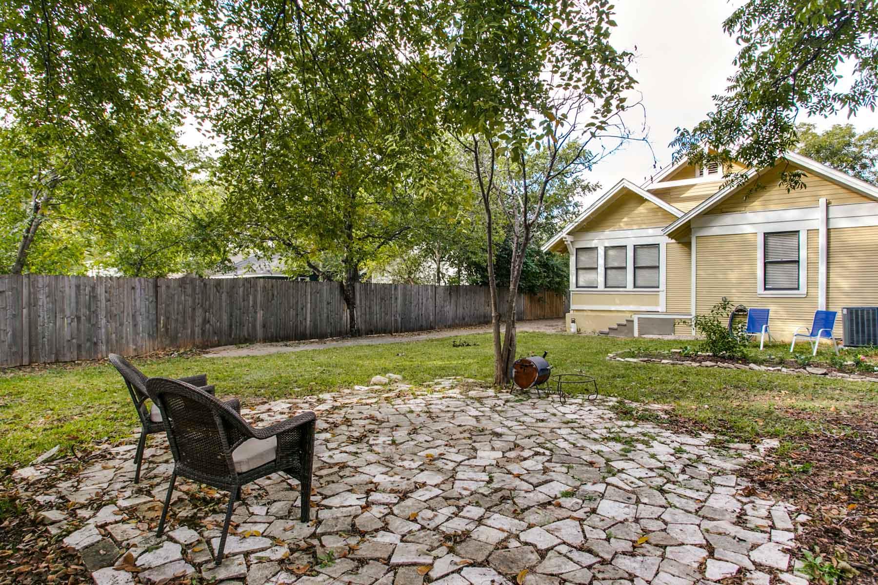一戸建て のために 売買 アット 1921 Hurley Avenue, Fort Worth Fort Worth, テキサス, 76110 アメリカ合衆国