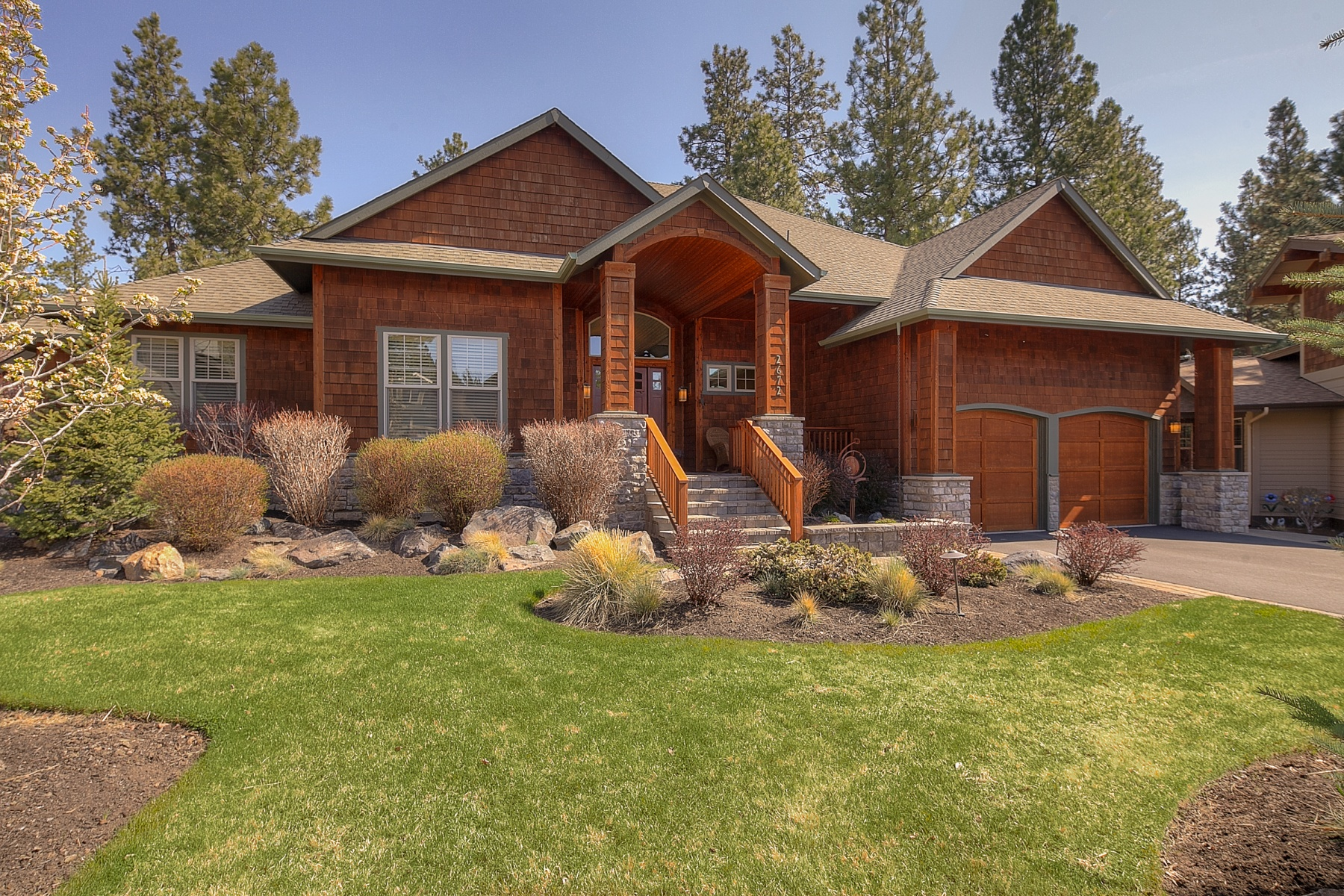 Single Family Home for Sale at Stunning Single Level Home 2672 NW Brickyard St Bend, Oregon, 97703 United States