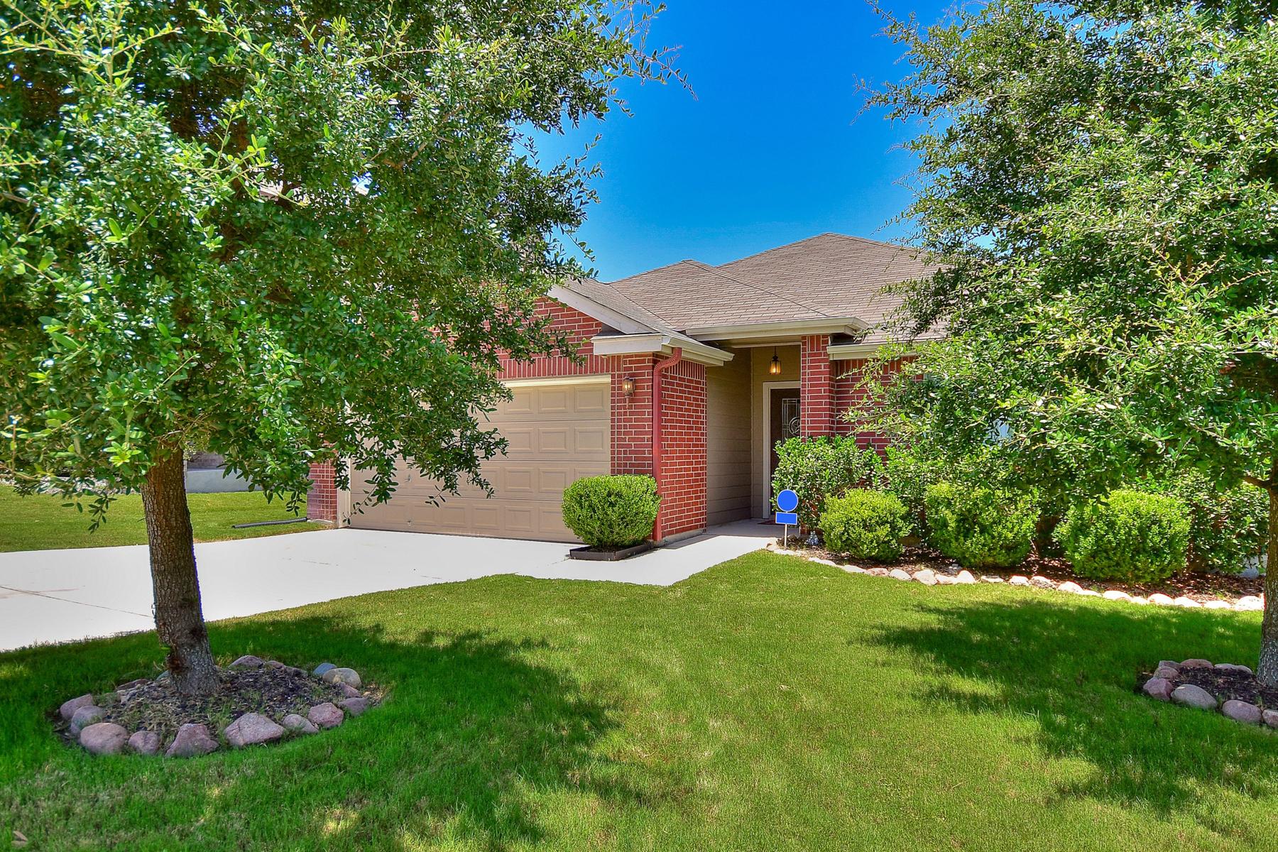 Casa Unifamiliar por un Venta en Beautiful One-Story Home in Cibolo Vista 108 Canyon Vis Cibolo, Texas 78108 Estados Unidos