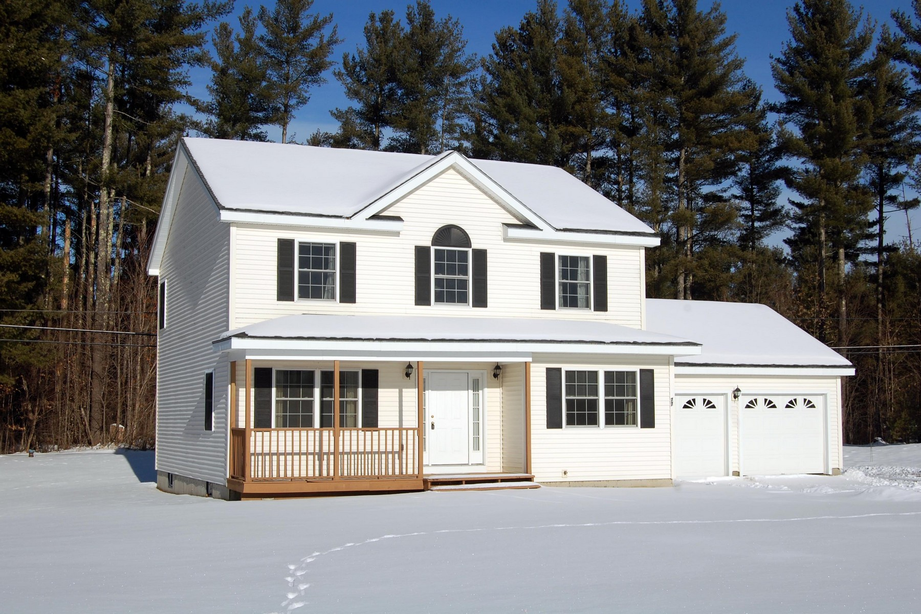 Single Family Home for Sale at 77 Adam Court, Johnson 77 Adam Ct Johnson, Vermont 05656 United States