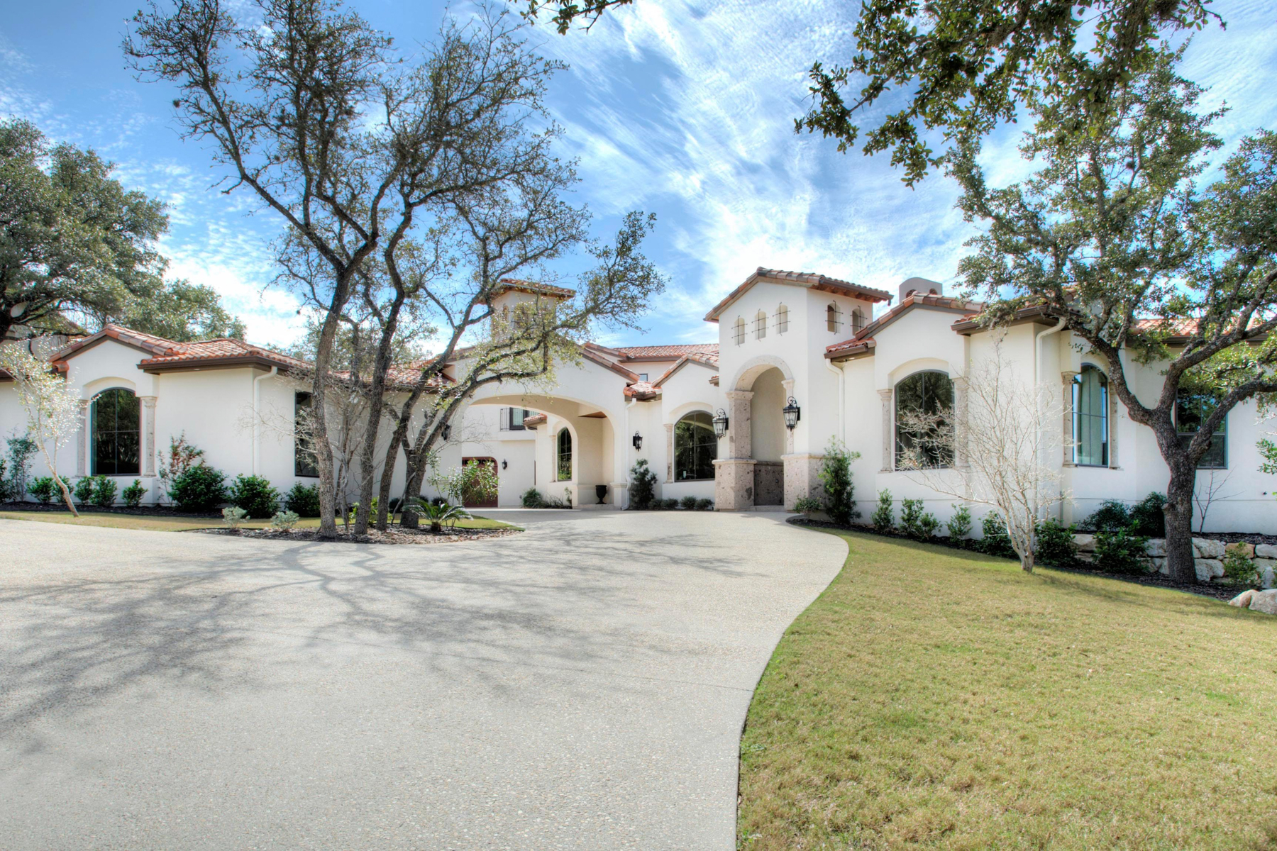 獨棟家庭住宅 為 出售 在 Exquisite Estate in The Dominion 8 Mayborough Ln The Dominion, San Antonio, 德克薩斯州 78257 美國