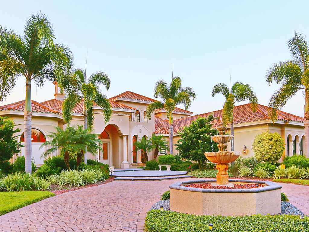 Single Family Home for Sale at FOUNDERS CLUB 8254 Roseburn Ct Sarasota, Florida 34240 United States