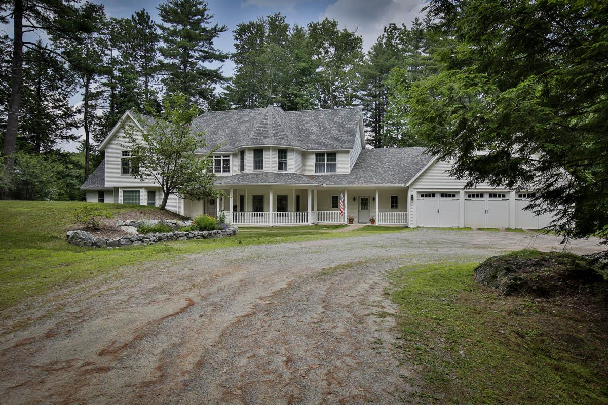Single Family Home for Sale at Waterfront Beauty 12 Keene Rd Antrim, New Hampshire 03440 United States