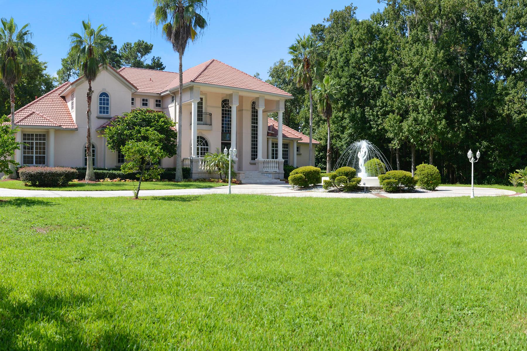 Maison unifamiliale pour l Vente à OVIEDO 355 W Chapman Rd Oviedo, Florida, 32765 États-Unis