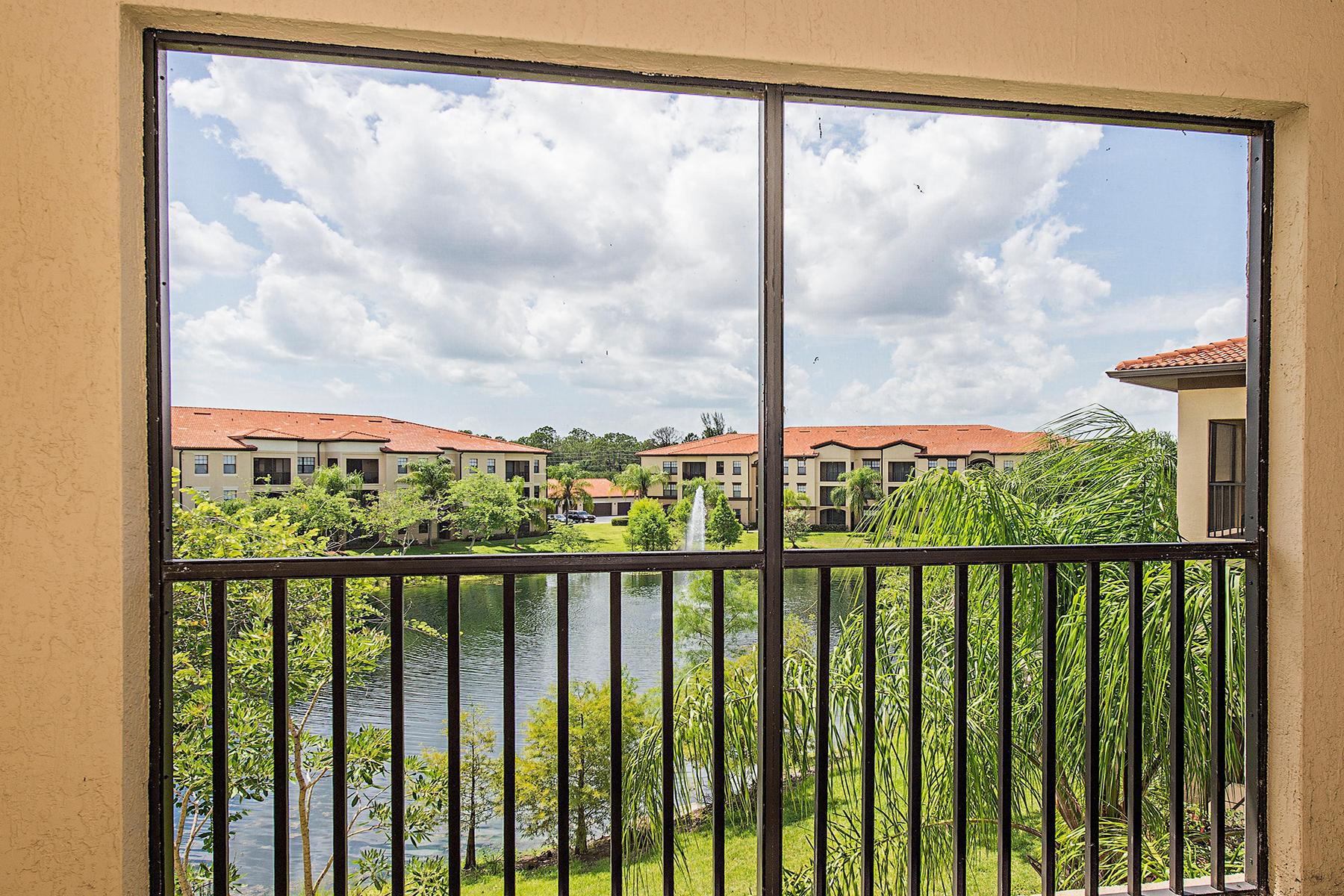 共管式独立产权公寓 为 销售 在 12970 Positano Cir , 106, Naples, FL 34105 12970 Positano Cir 106 Naples, 佛罗里达州 34105 美国