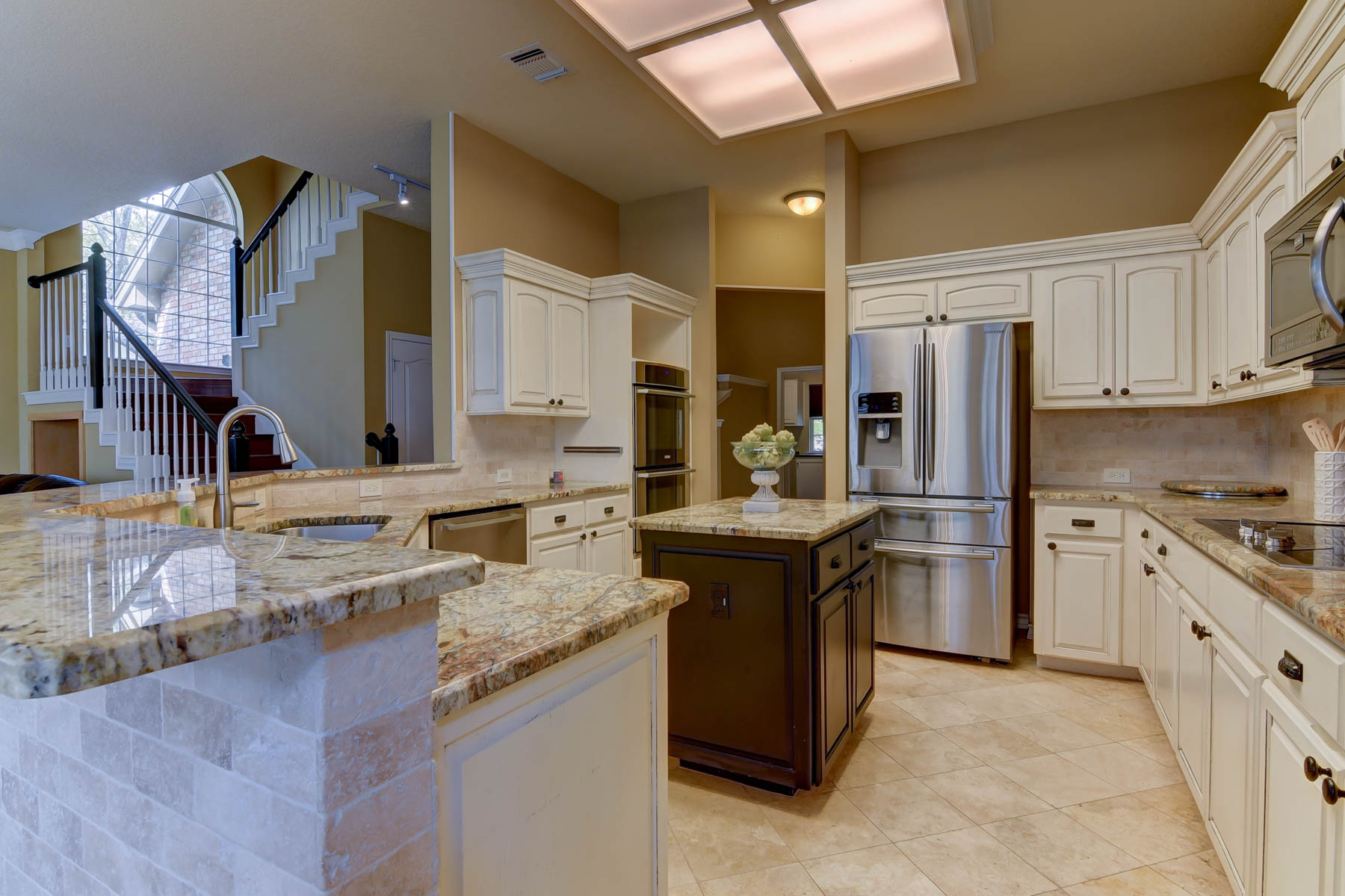 Single Family Home for Sale at Beautiful Custom Built Sitterle Home 18323 Apache Springs Dr San Antonio, Texas 78259 United States