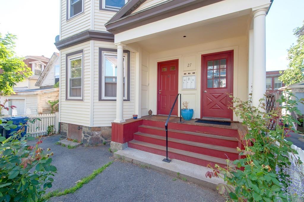 Copropriété pour l Vente à 27 School Street #2, Boston 27 School Street Pl #2 Roxbury, Boston, Massachusetts, 02119 États-Unis