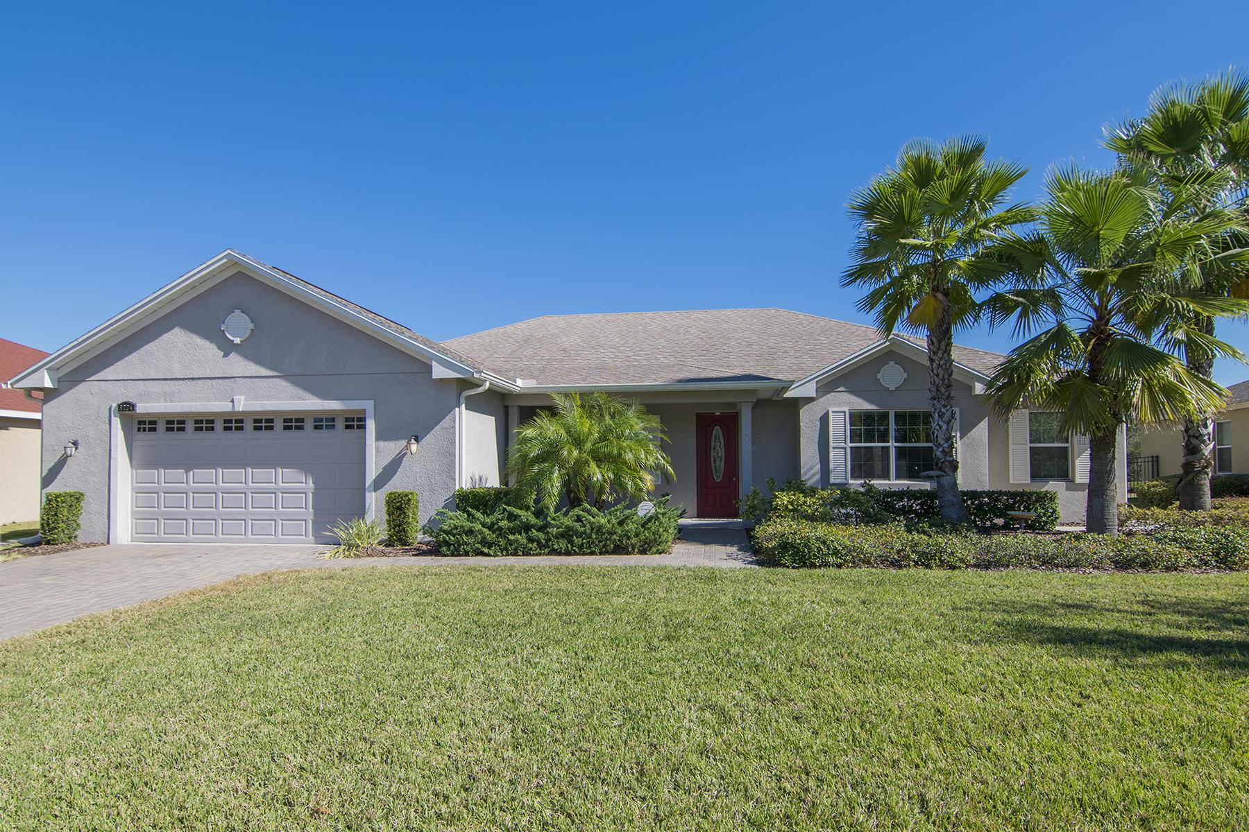 Maison unifamiliale pour l Vente à LUTZ 3224 Mapleridge Dr Lutz, Florida, 33558 États-Unis