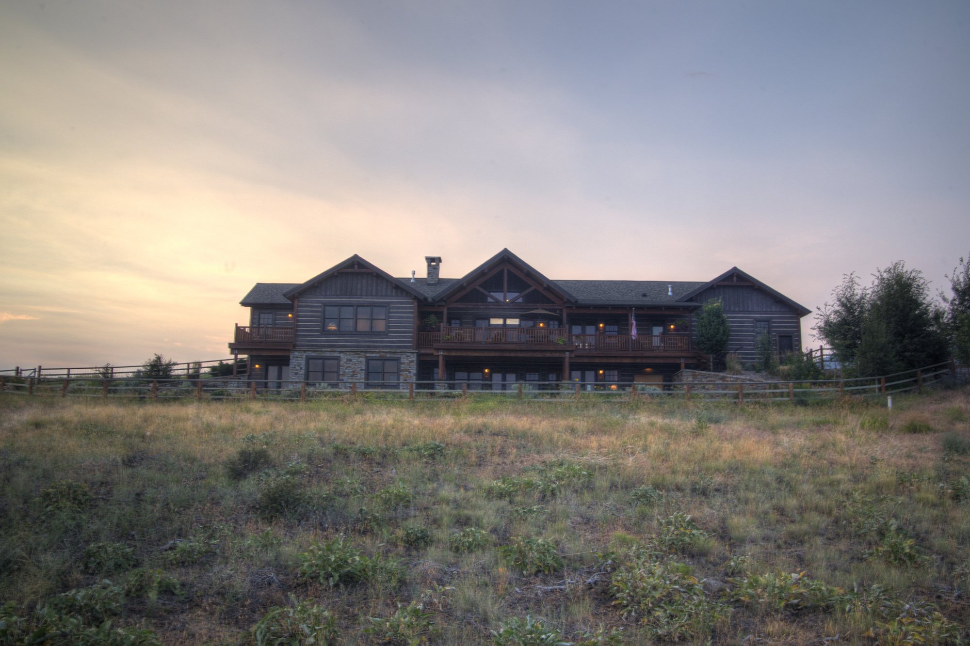 Single Family Home for Sale at 2062 Hawks Peak Drive 2062 Hawks Peak Dr Florence, Montana 59833 United States