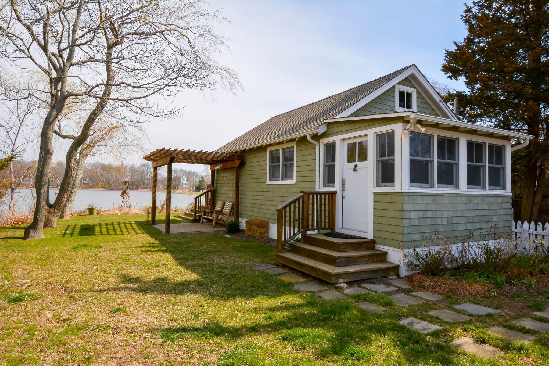 獨棟家庭住宅 為 出售 在 Cottage 2015 Bay Ave East Marion, 紐約州, 11939 美國