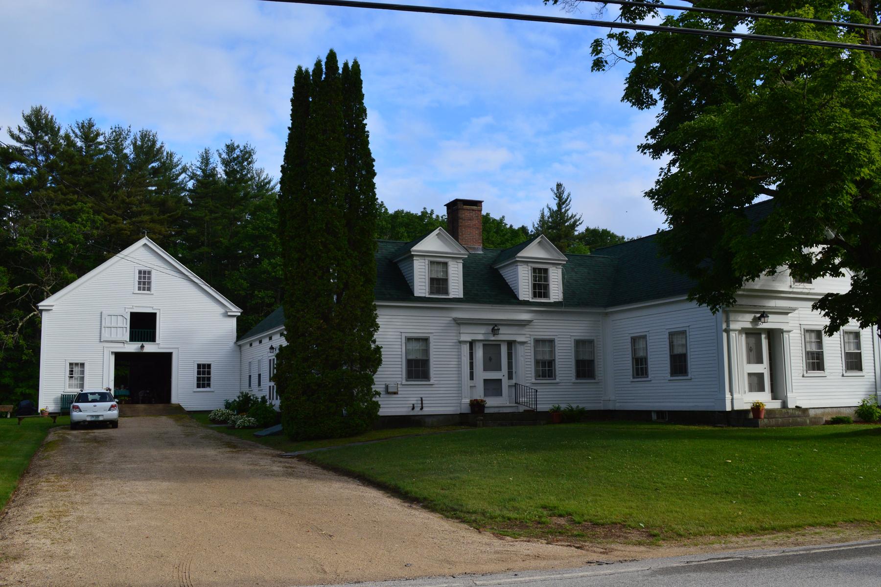 Maison unifamiliale pour l Vente à Historic Snowville, NH 190 Brownfield Rd Eaton, New Hampshire 03832 États-Unis
