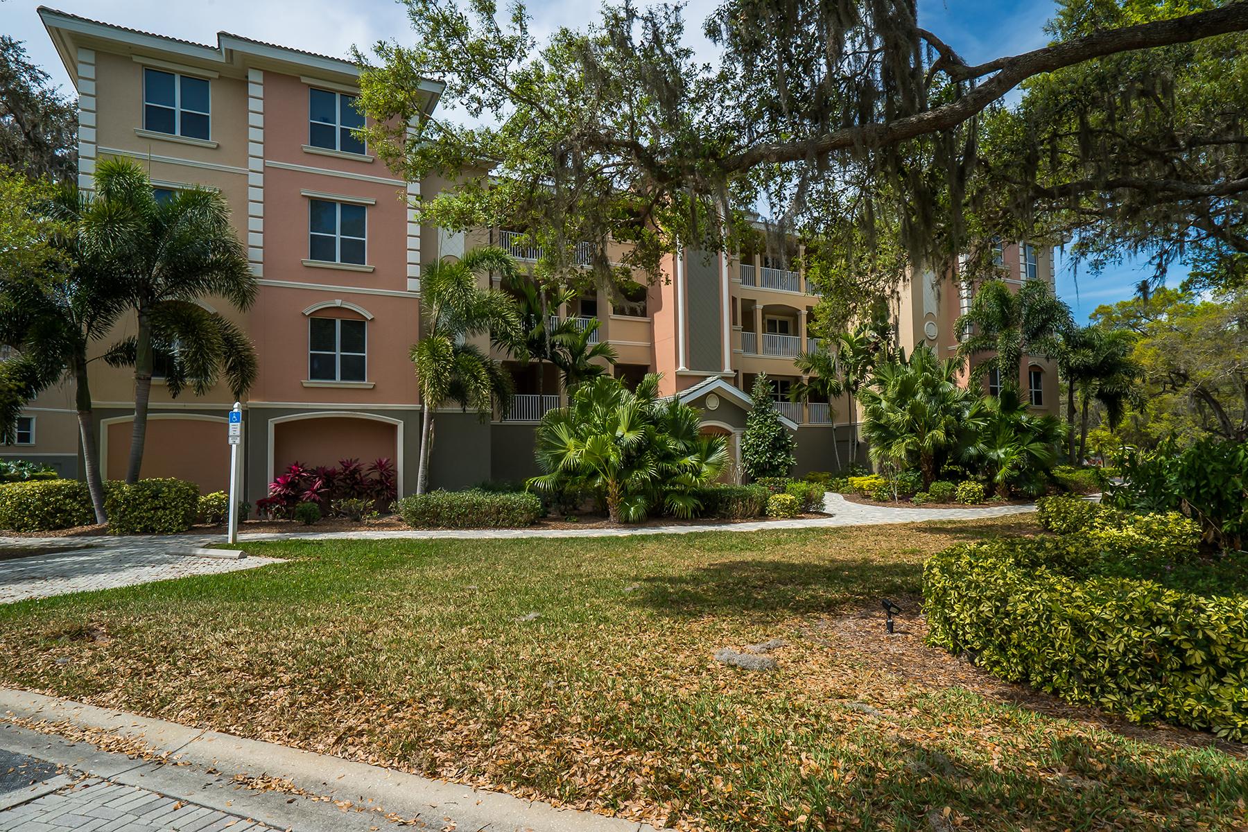 Condomínio para Venda às GRAND OAKS PRESERVE 5110 Manorwood Dr 3D Sarasota, Florida, 34235 Estados Unidos