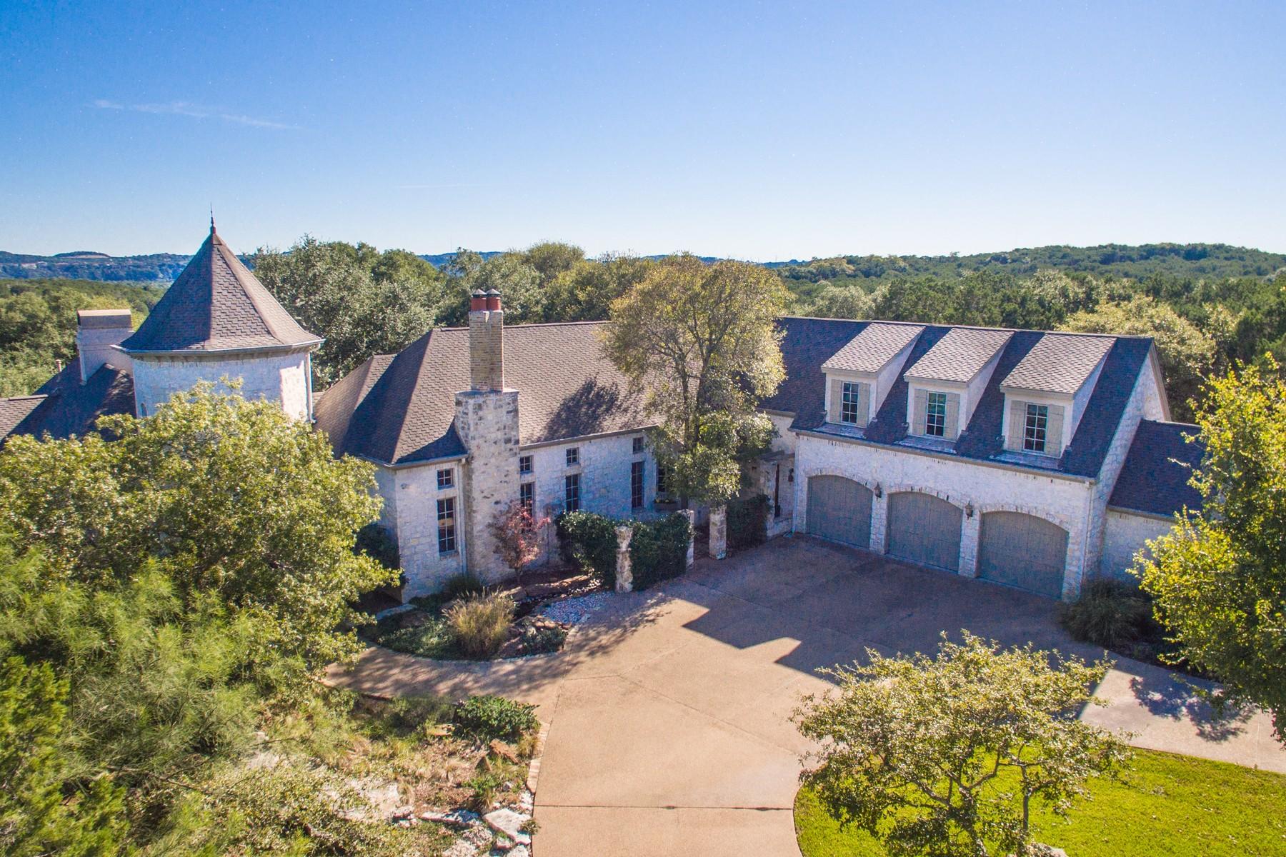 Nhà ở một gia đình vì Bán tại Captivating Private Oasis 3620 Ranch Creek Dr Austin, Texas 78730 Hoa Kỳ