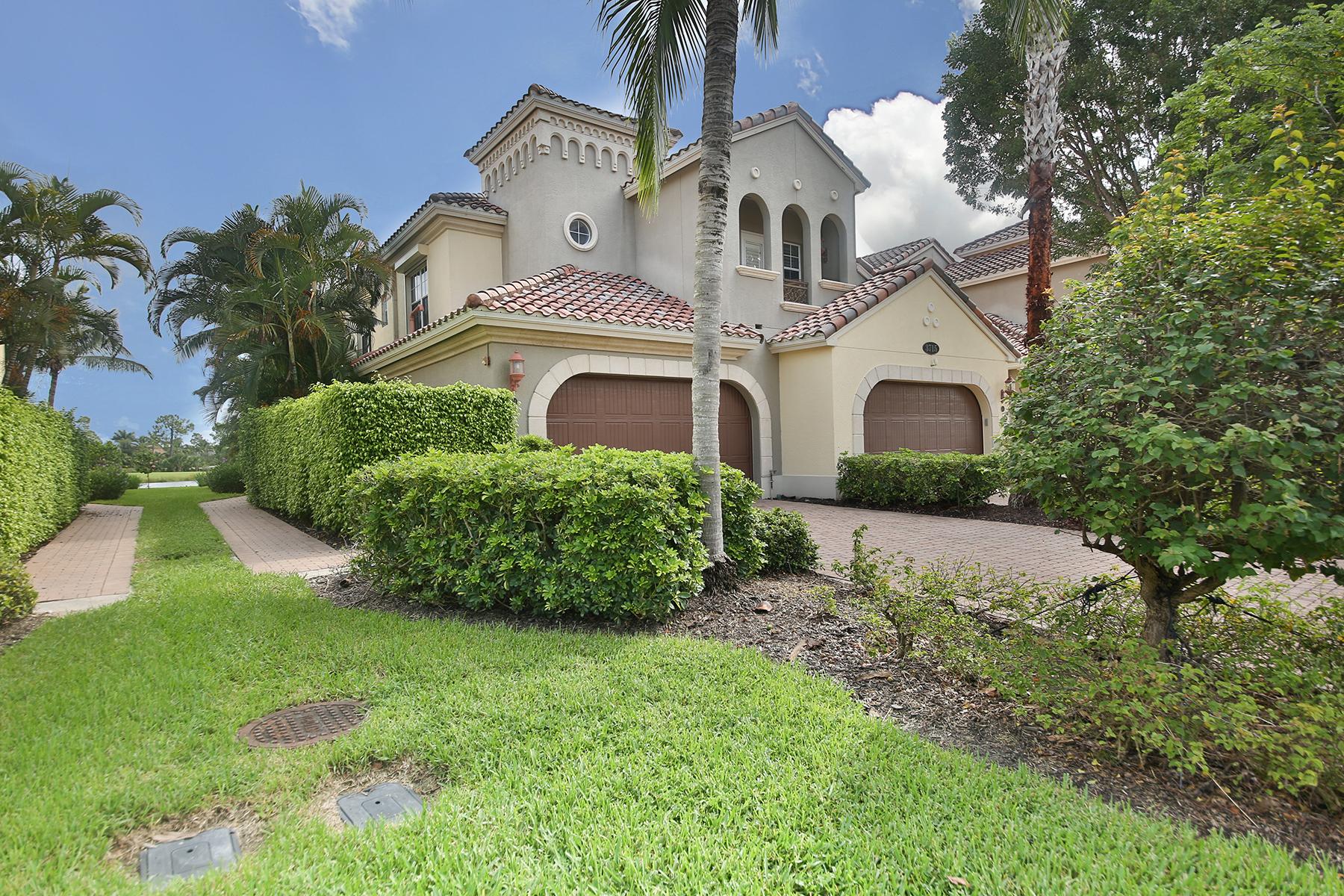 Nhà chung cư vì Bán tại FIDDLER'S CREEK - MONTREUX 3715 Montreux Ln 101 Naples, Florida, 34114 Hoa Kỳ