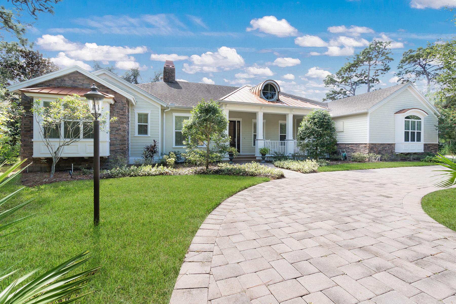 獨棟家庭住宅 為 出售 在 RIVER FOREST 5959 River Forest Cir Bradenton, 佛羅里達州, 34203 美國