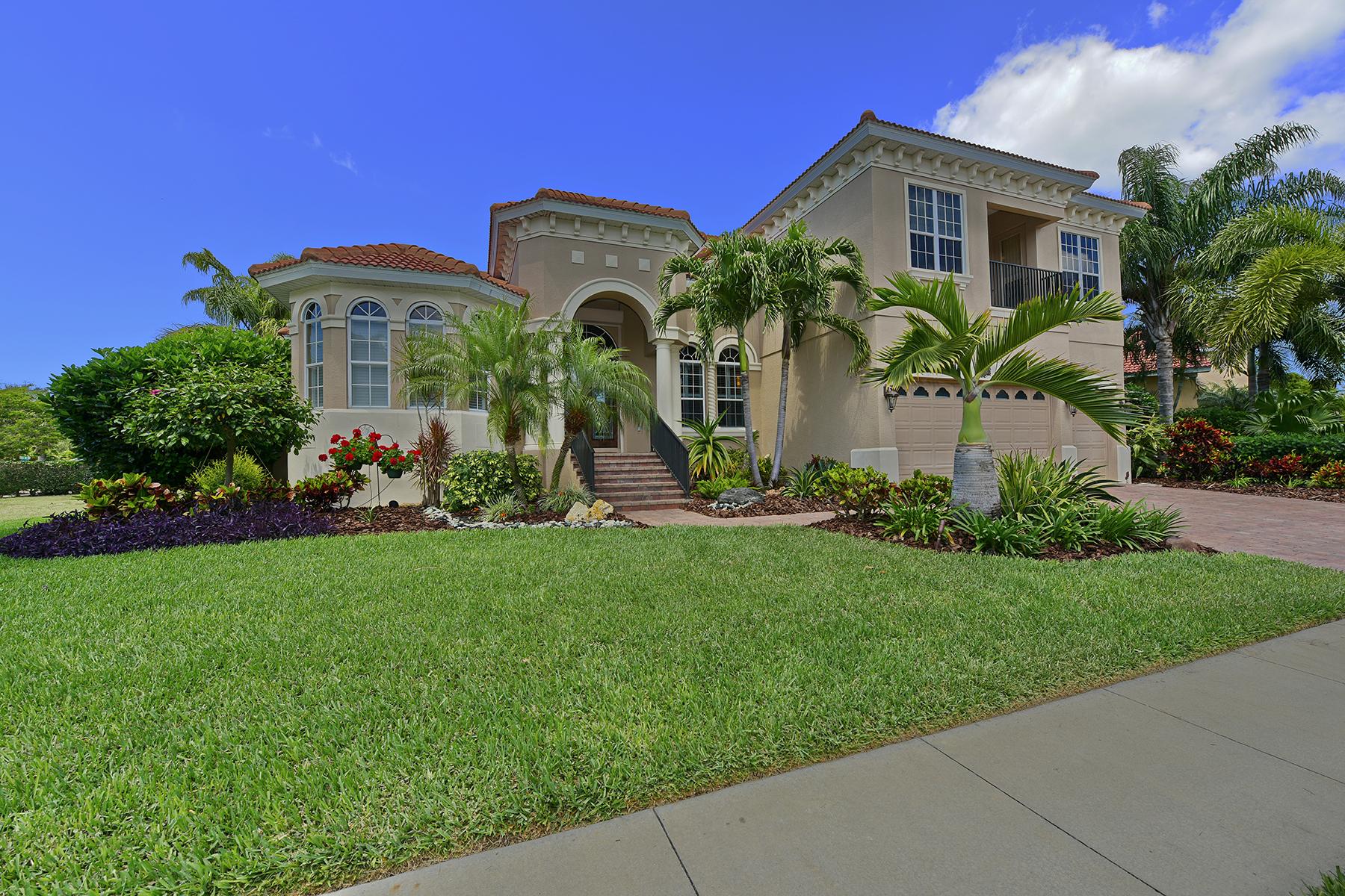 Einfamilienhaus für Verkauf beim HARBOUR LANDINGS 12516 Safe Harbour Dr Bradenton, Florida 34215 Vereinigte Staaten