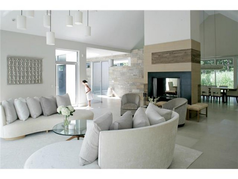 Single Family Home for Sale at Amazing Contemporary 8708 Bellancia Dr Austin, Texas 78738 United States